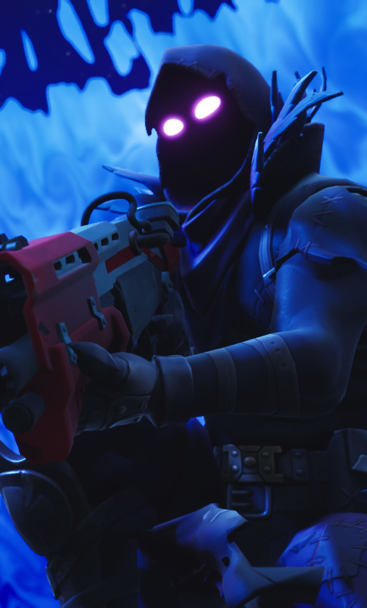 43 Best Free Raven Fortnite Skin Wallpapers