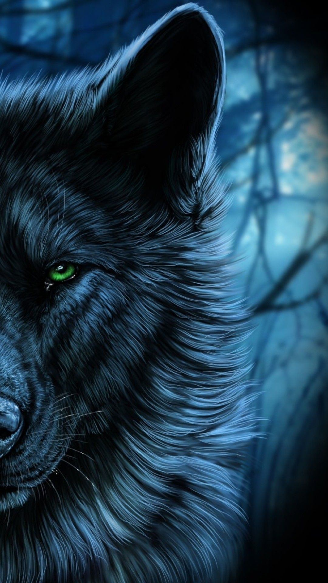 Wolf Iphone Wallpapers Top Free Wolf Iphone Backgrounds Wallpaperaccess