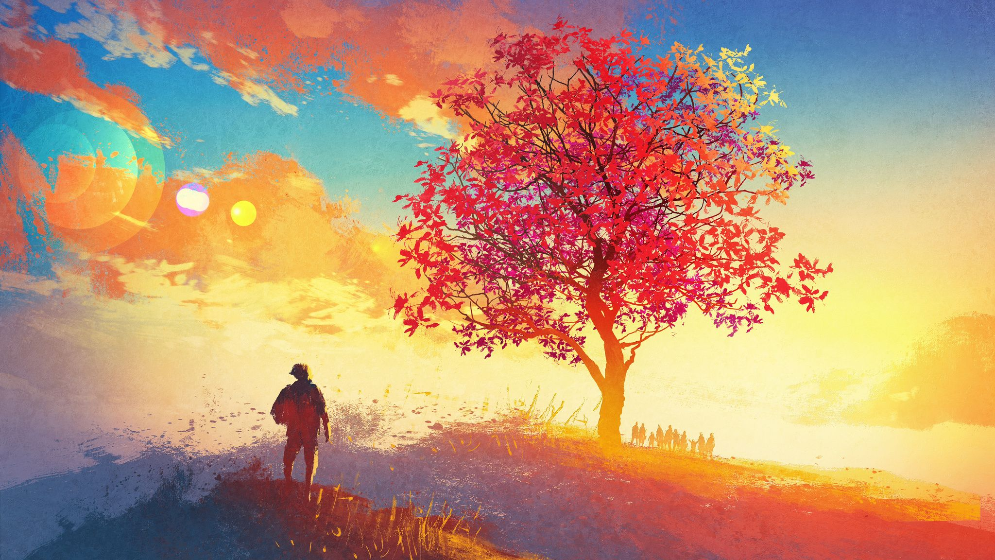 4K Painting Wallpapers - Top Free 4K Painting Backgrounds ...