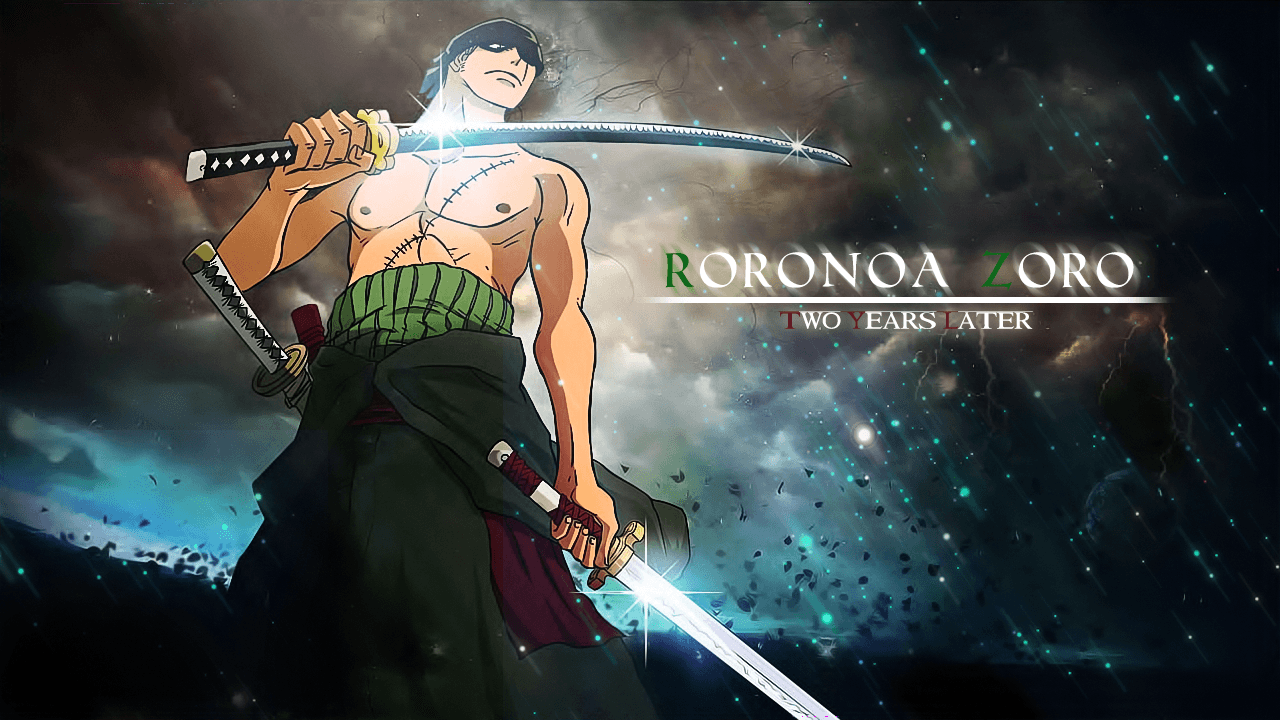 Zoro New World Wallpapers Top Free Zoro New World