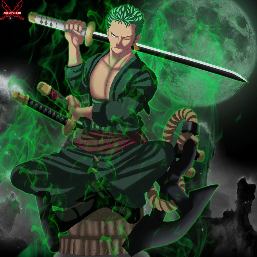 One Piece Zoro New World Wallpapers Top Free One Piece