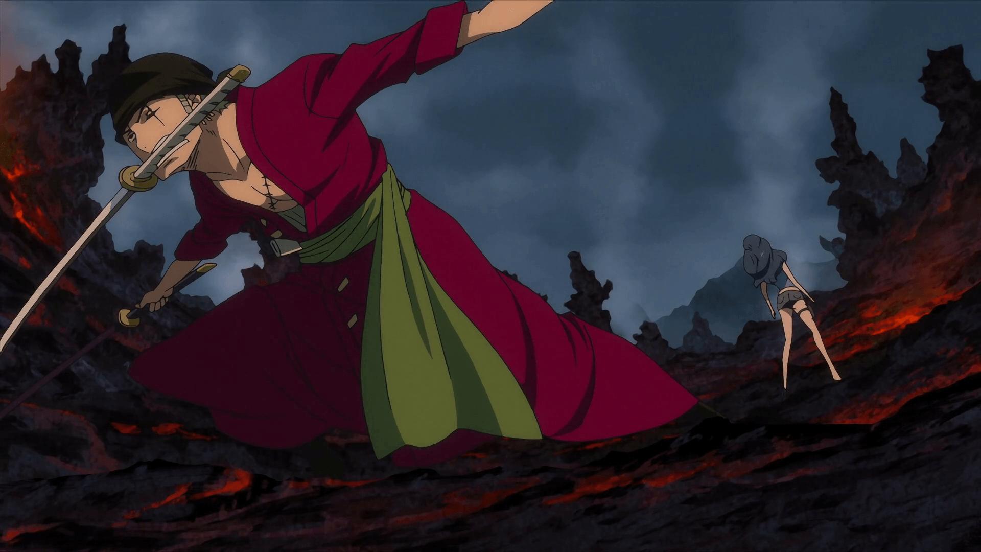 Haki One Piece Zoro Wallpapers - Top Free Haki One Piece ...