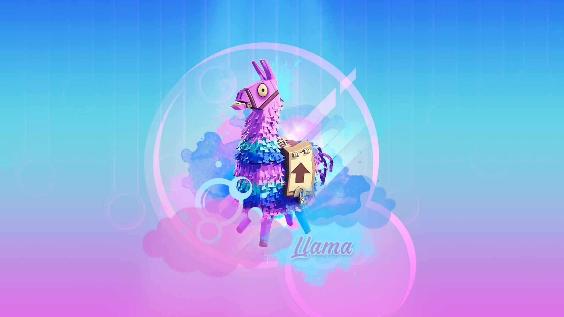 Fortnite lama wallpapers top free fortnite lama - Fortnite llama background ...