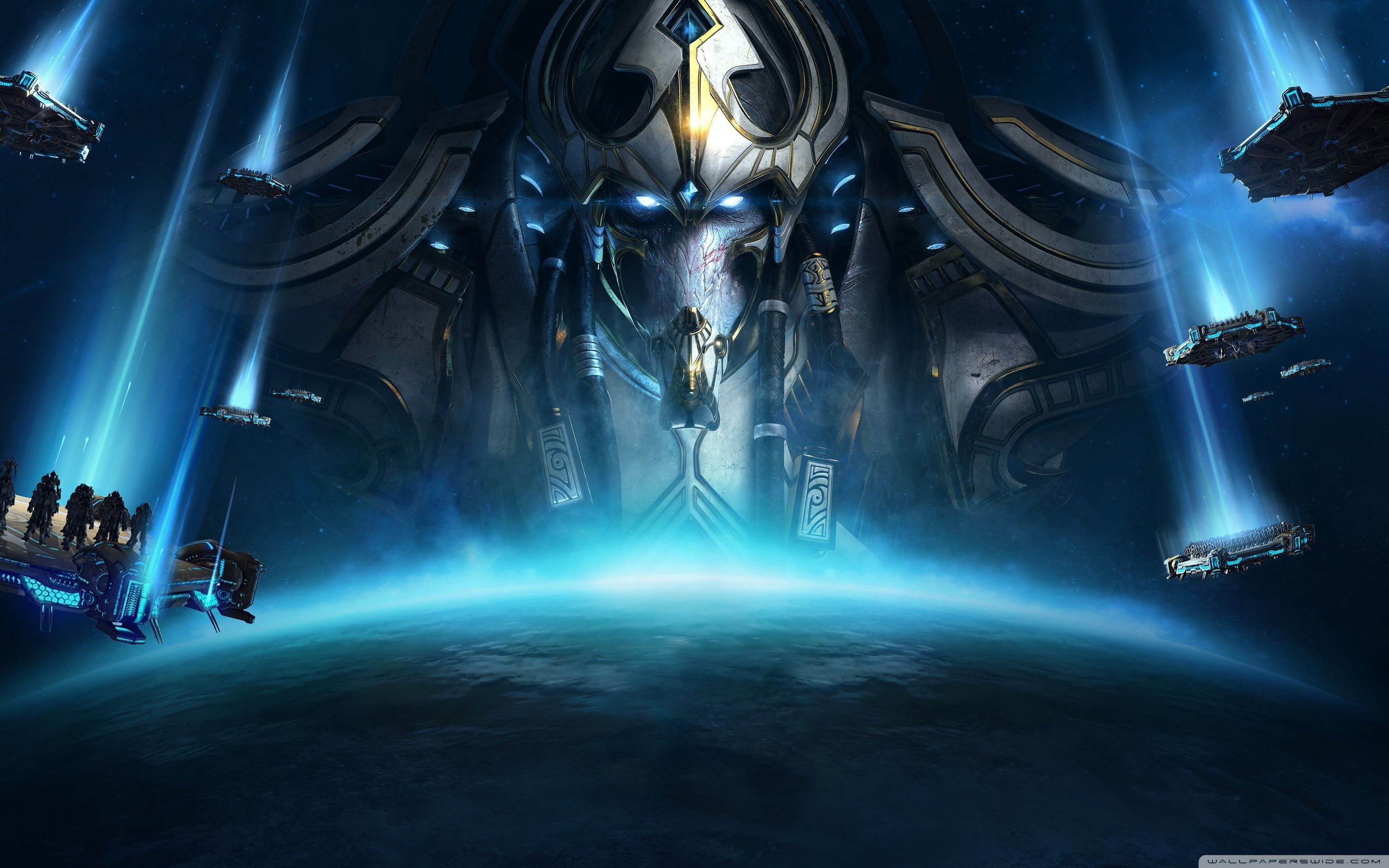 Top Free Starcraft 2 Backgrounds