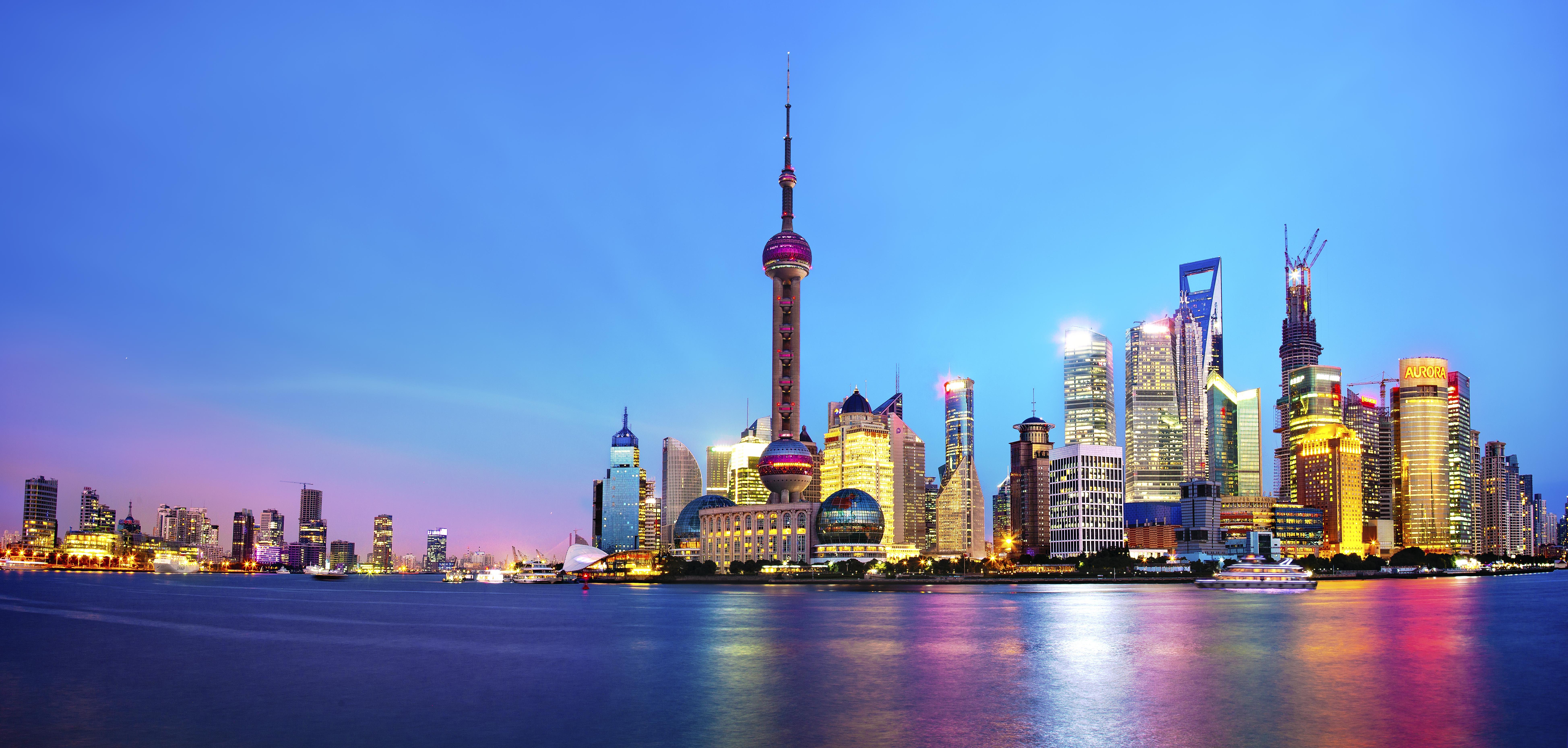 1280x720 Wallpaper Shanghai ...