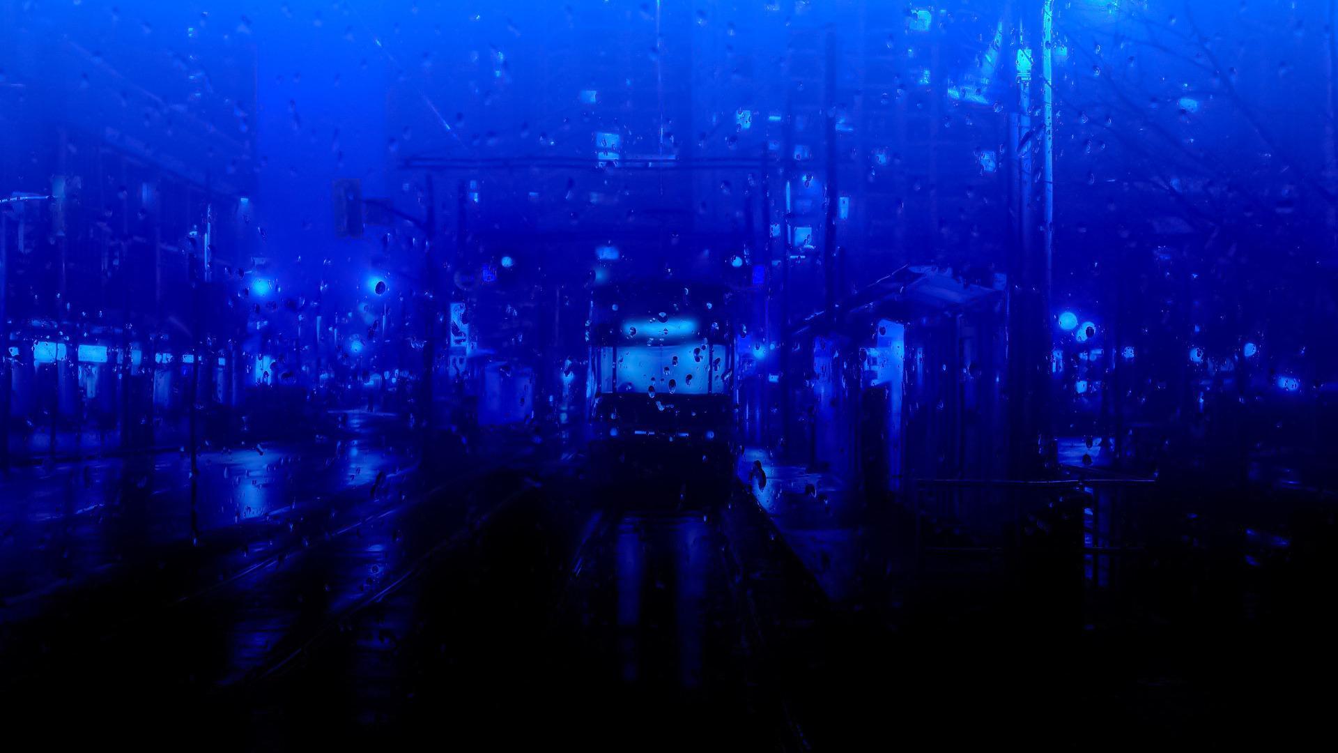 44 Best Free Blue Rain Wallpapers Wallpaperaccess