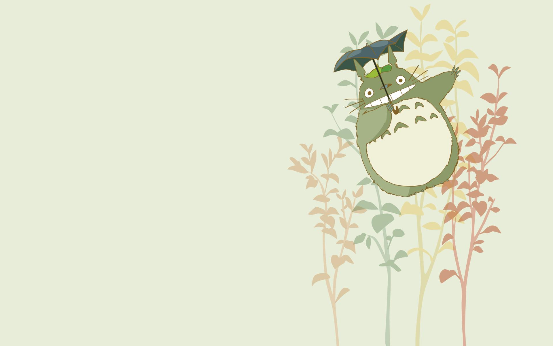 Baby Totoro Wallpapers Top Free Baby Totoro Backgrounds Wallpaperaccess