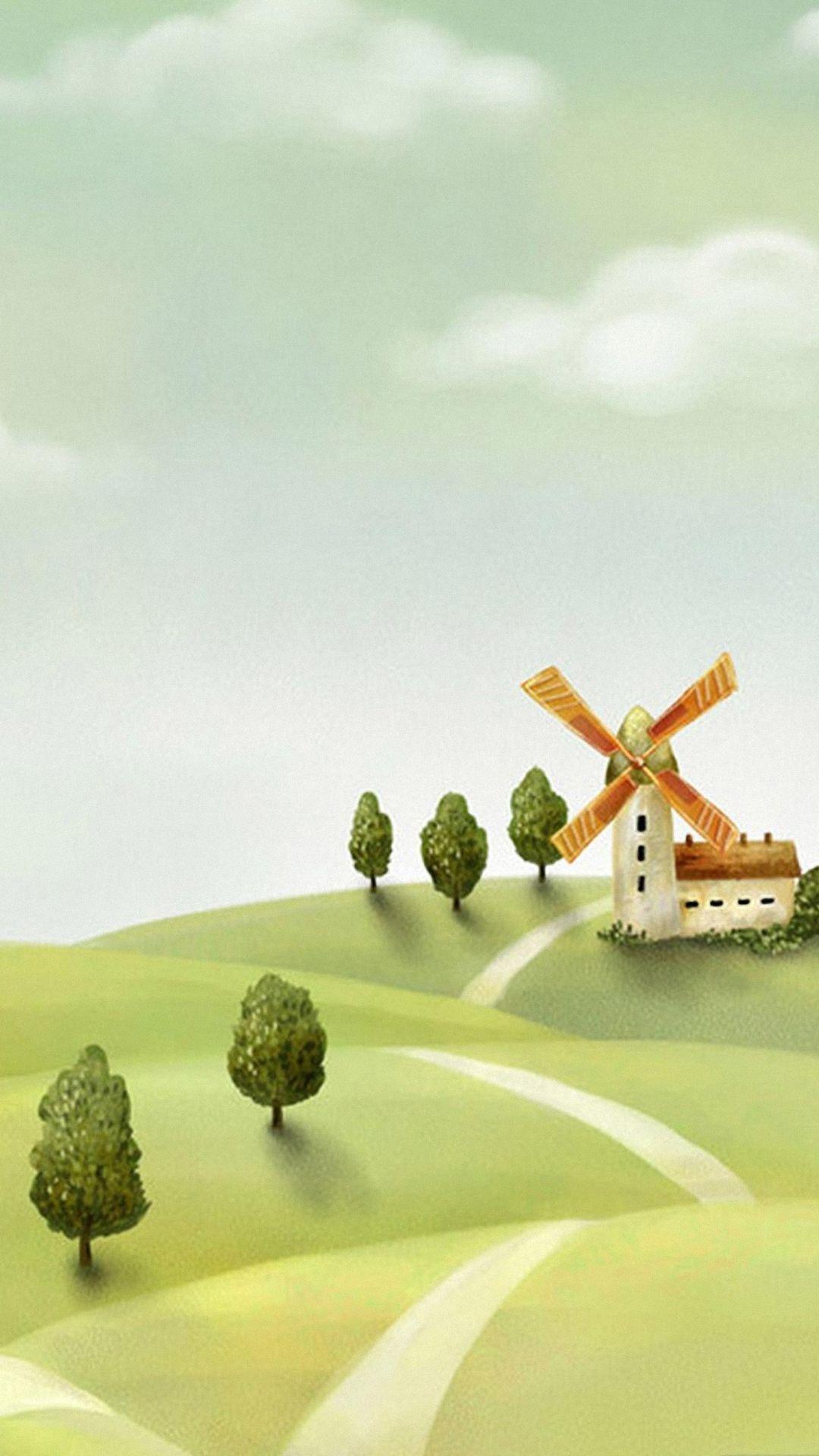 Cartoon Scenery Wallpapers - Top Free Cartoon Scenery ...