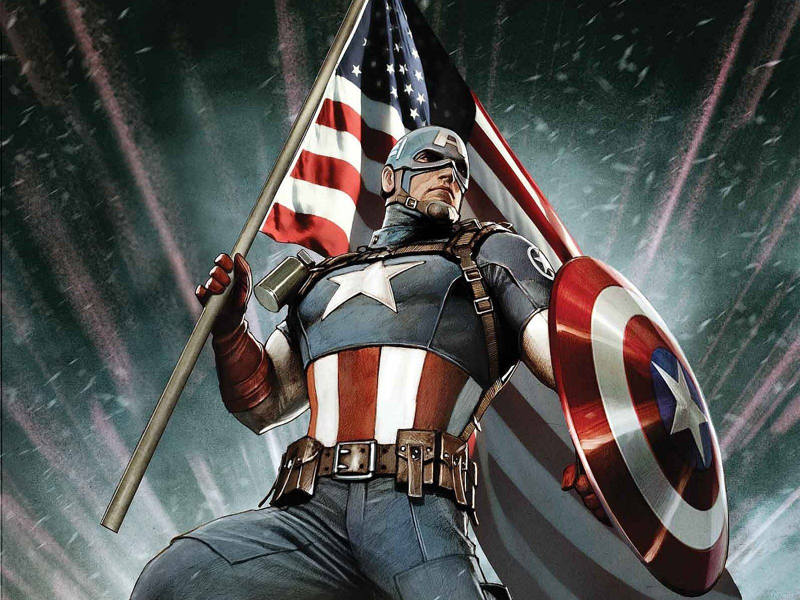 Captain America Wallpapers Top Free Captain America Backgrounds Wallpaperaccess