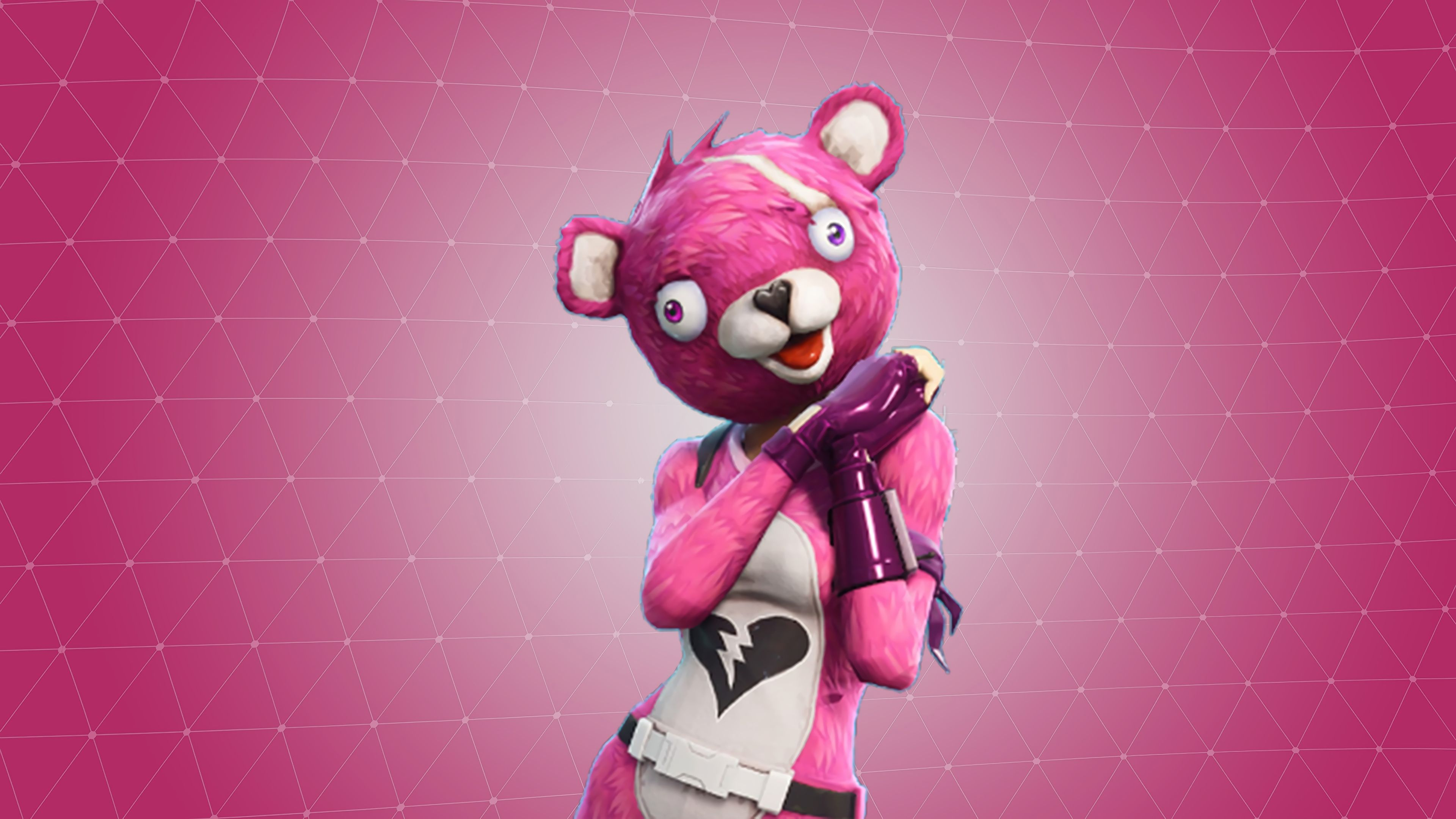 Pink Bear Fortnite Skin Wallpapers Top Free Pink Bear Fortnite Skin Backgrounds Wallpaperaccess