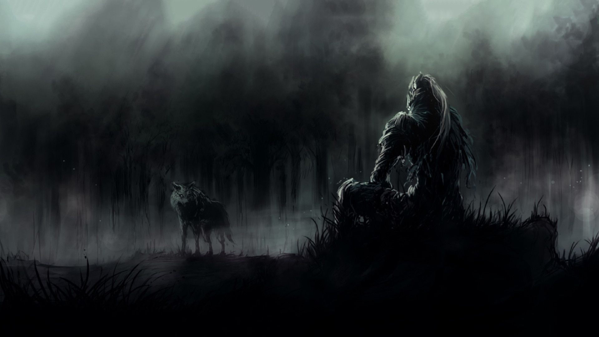 Dark Evil Wolf Wallpapers Top Free Dark Evil Wolf Backgrounds