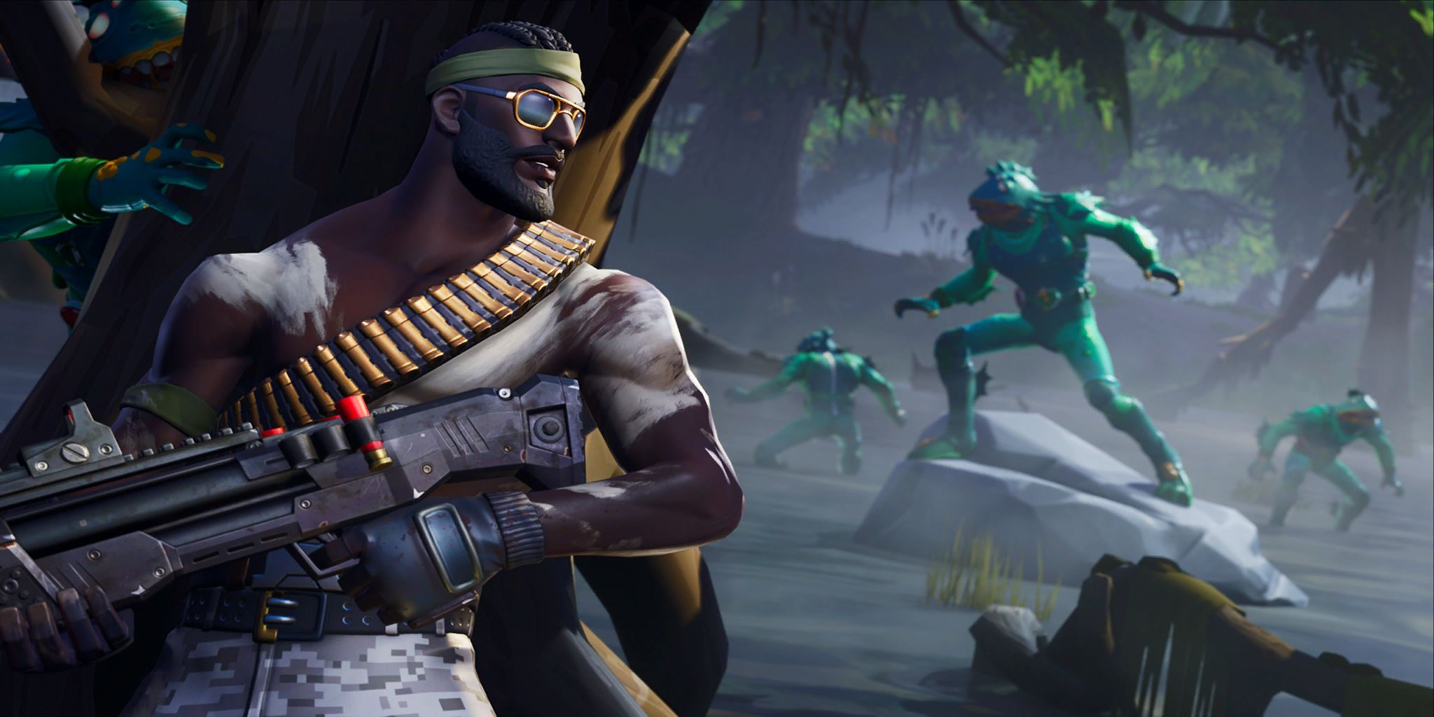 Fortnite Cool Carbide Wallpapers