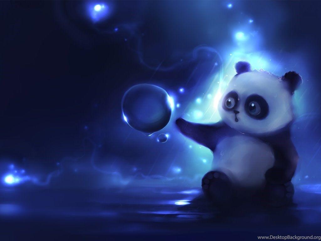 Cute Anime Panda Wallpapers Top Free Cute Anime Panda Backgrounds Wallpaperaccess