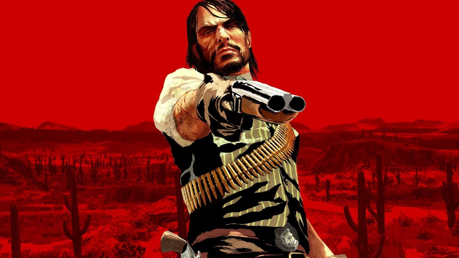 Red Dead Redemption Wallpapers Top Free Red Dead Redemption