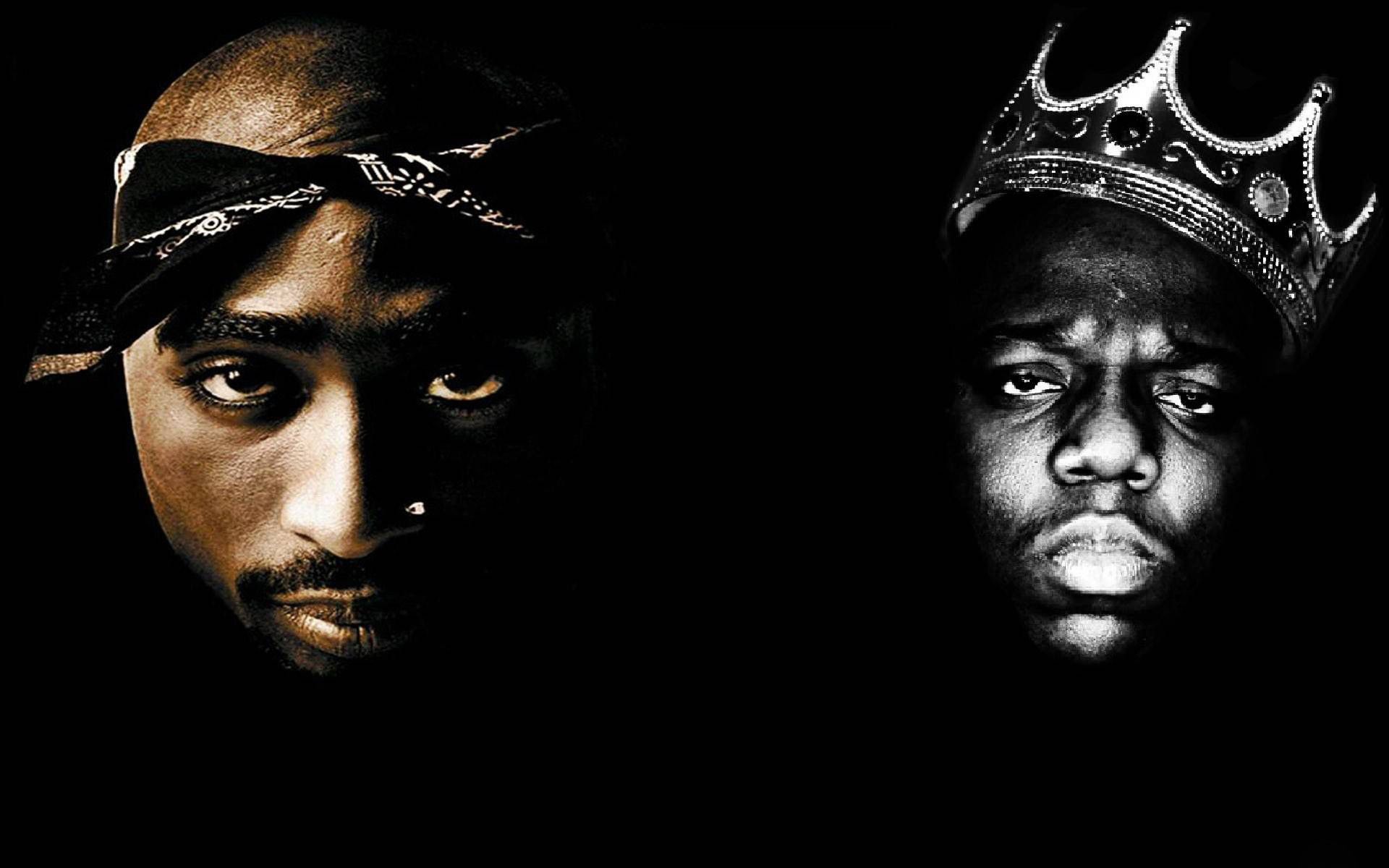 Tupac and Biggie Wallpapers - Top Free
