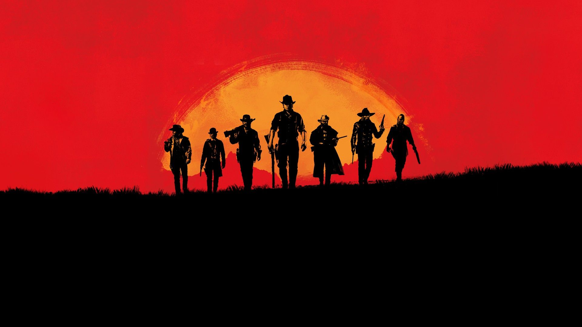 Image result for red dead redemption 2 1920 x 1080