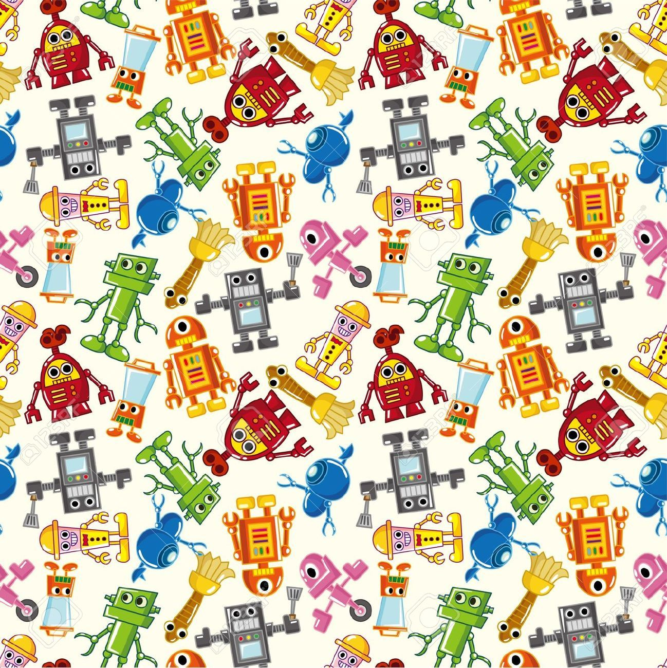 Cartoon Robot Wallpapers Top Free Cartoon Robot Backgrounds Wallpaperaccess