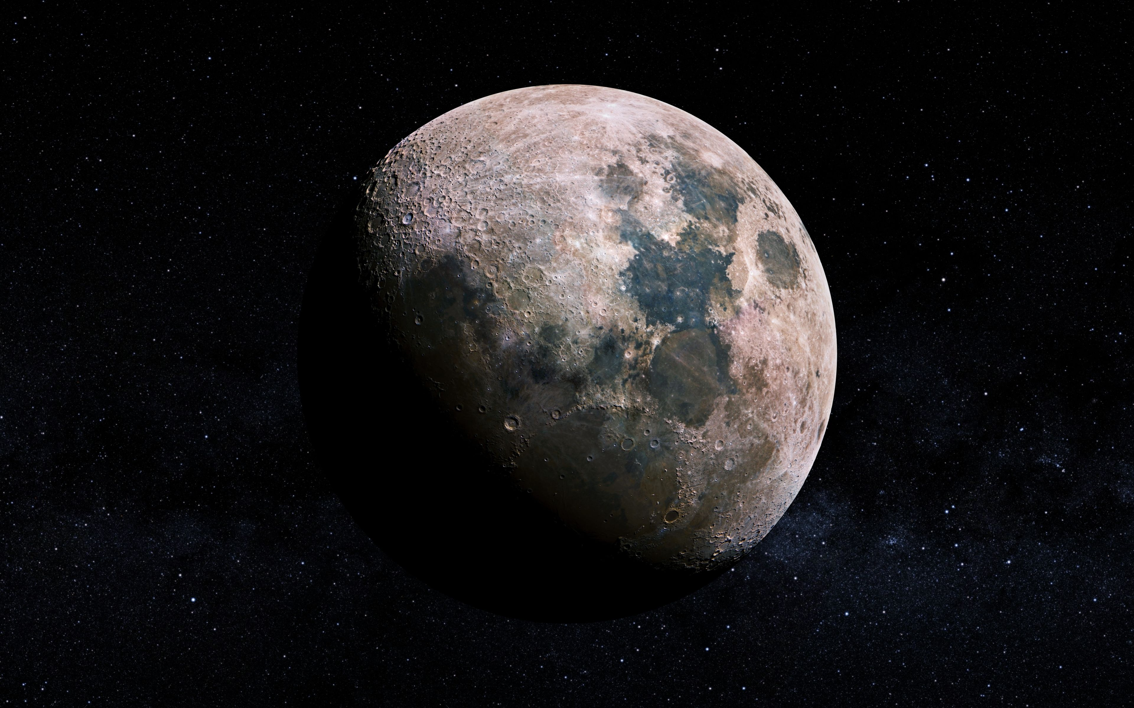 Top Free 4K Moon Backgrounds