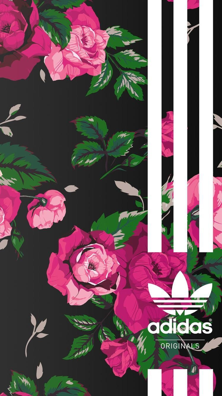 39 Best Free Supreme Floral Iphone Wallpapers Wallpaperaccess