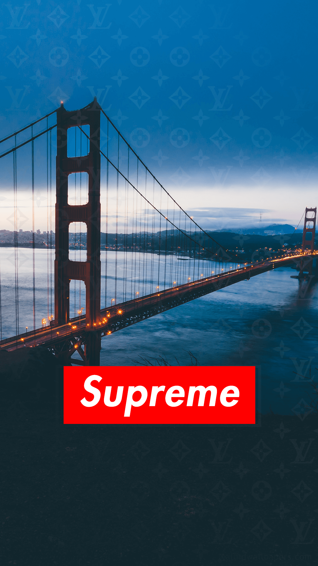 Ladies X Supreme Iphone Wallpapers Top Free Ladies X Supreme
