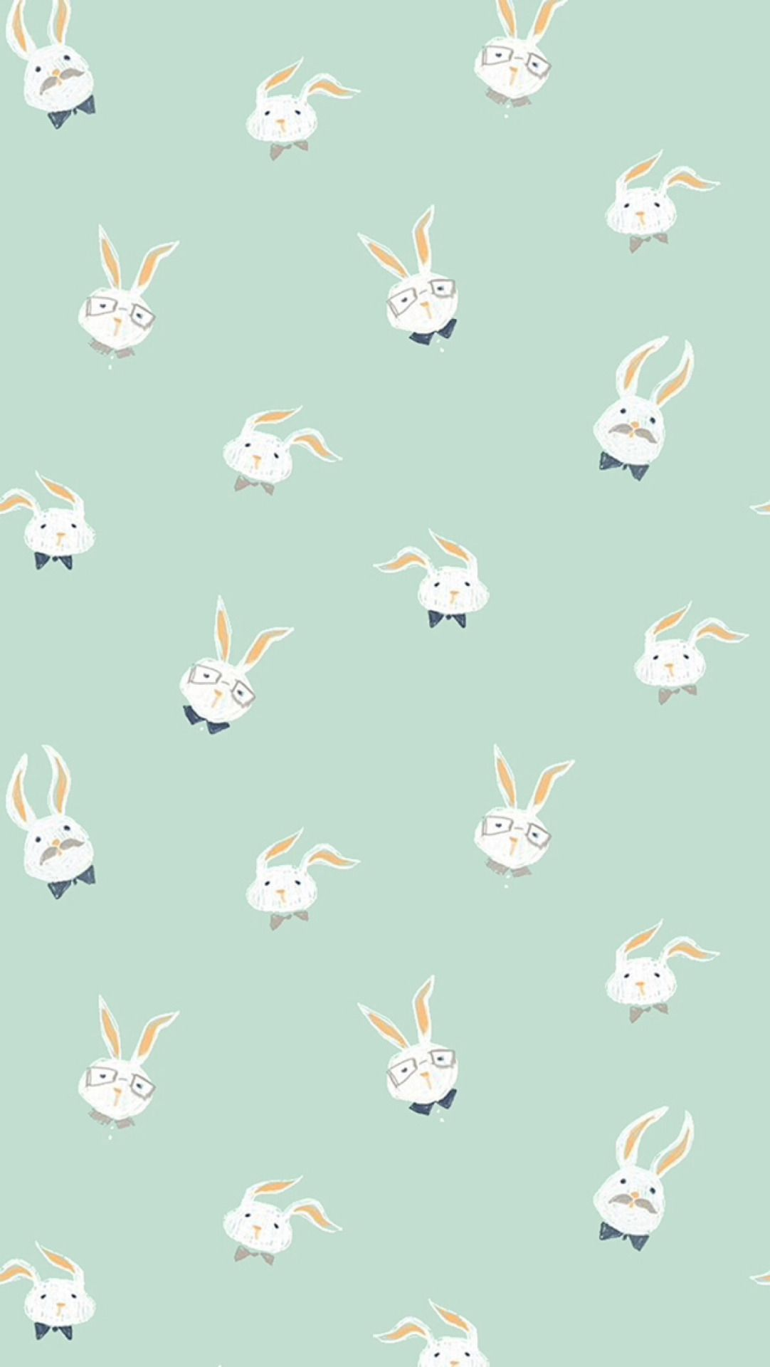 Bunny Iphone Wallpapers Top Free Bunny Iphone Backgrounds