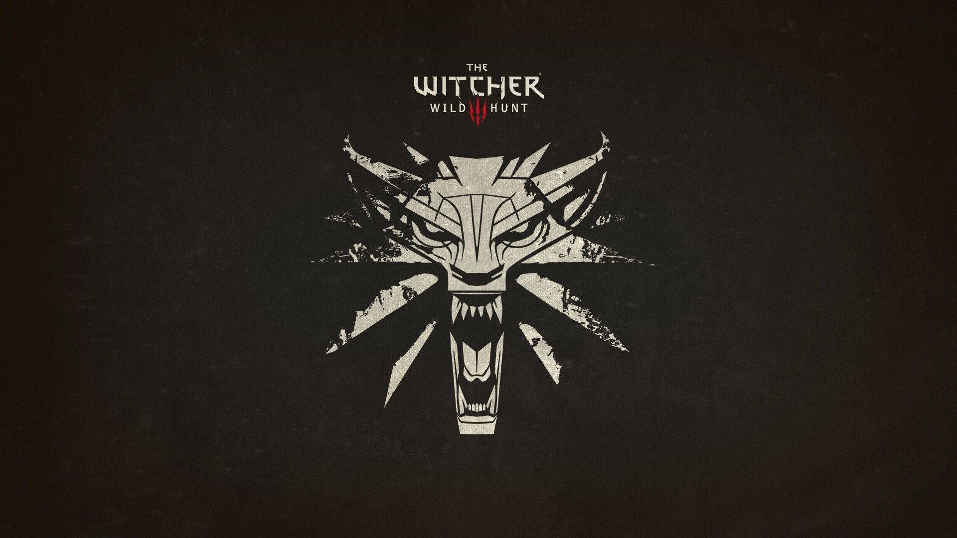 Witcher 3 Logo Wallpapers Top Free Witcher 3 Logo Backgrounds