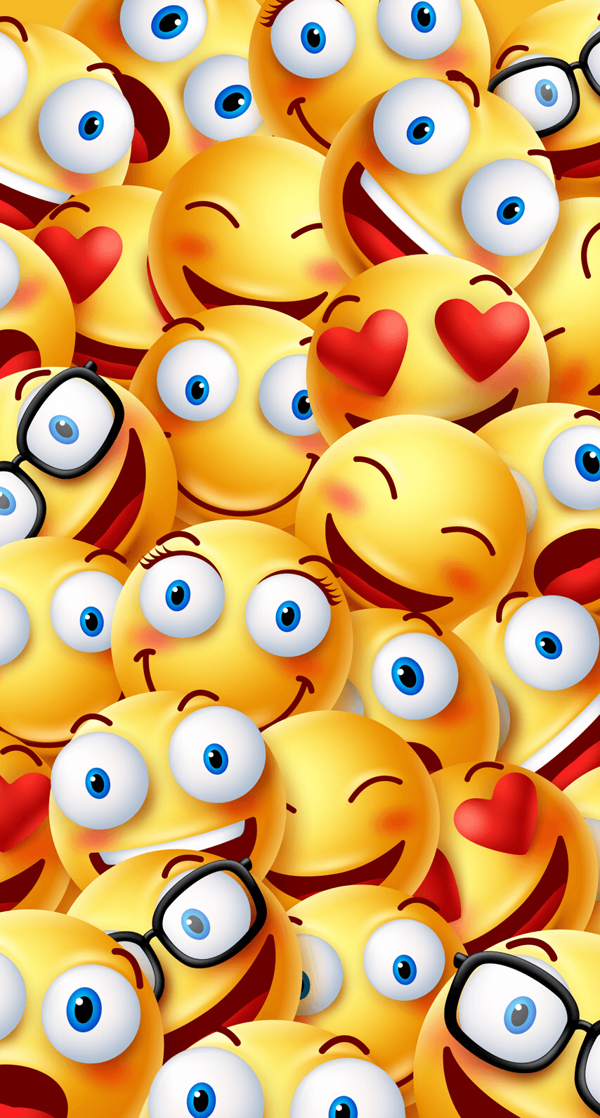 Emoji Phone Wallpapers Top Free Emoji Phone Backgrounds