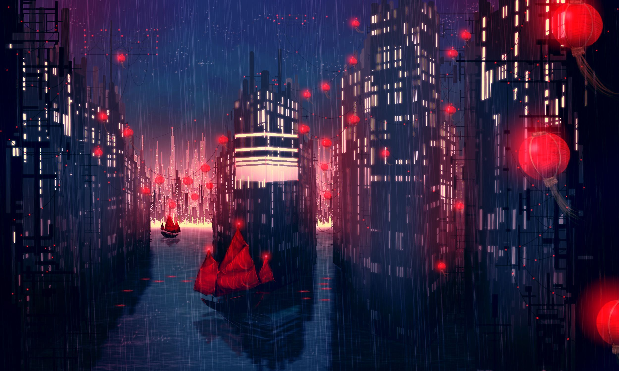 Rain Anime Wallpapers Top Free Rain Anime Backgrounds