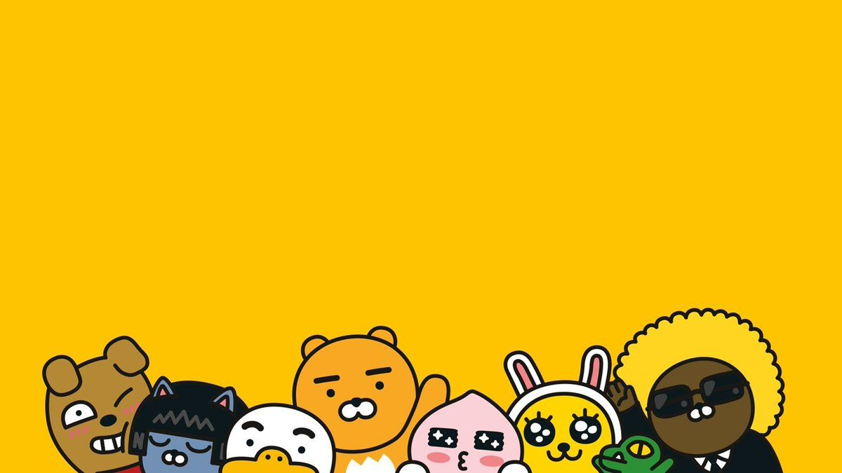 Kakao Friends Wallpapers Top Free Kakao Friends