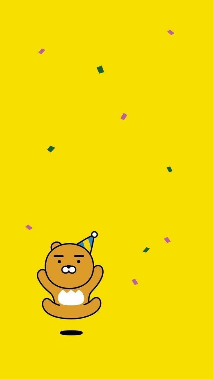 Ryan Kakao Friends Wallpapers Top Free Ryan Kakao Friends