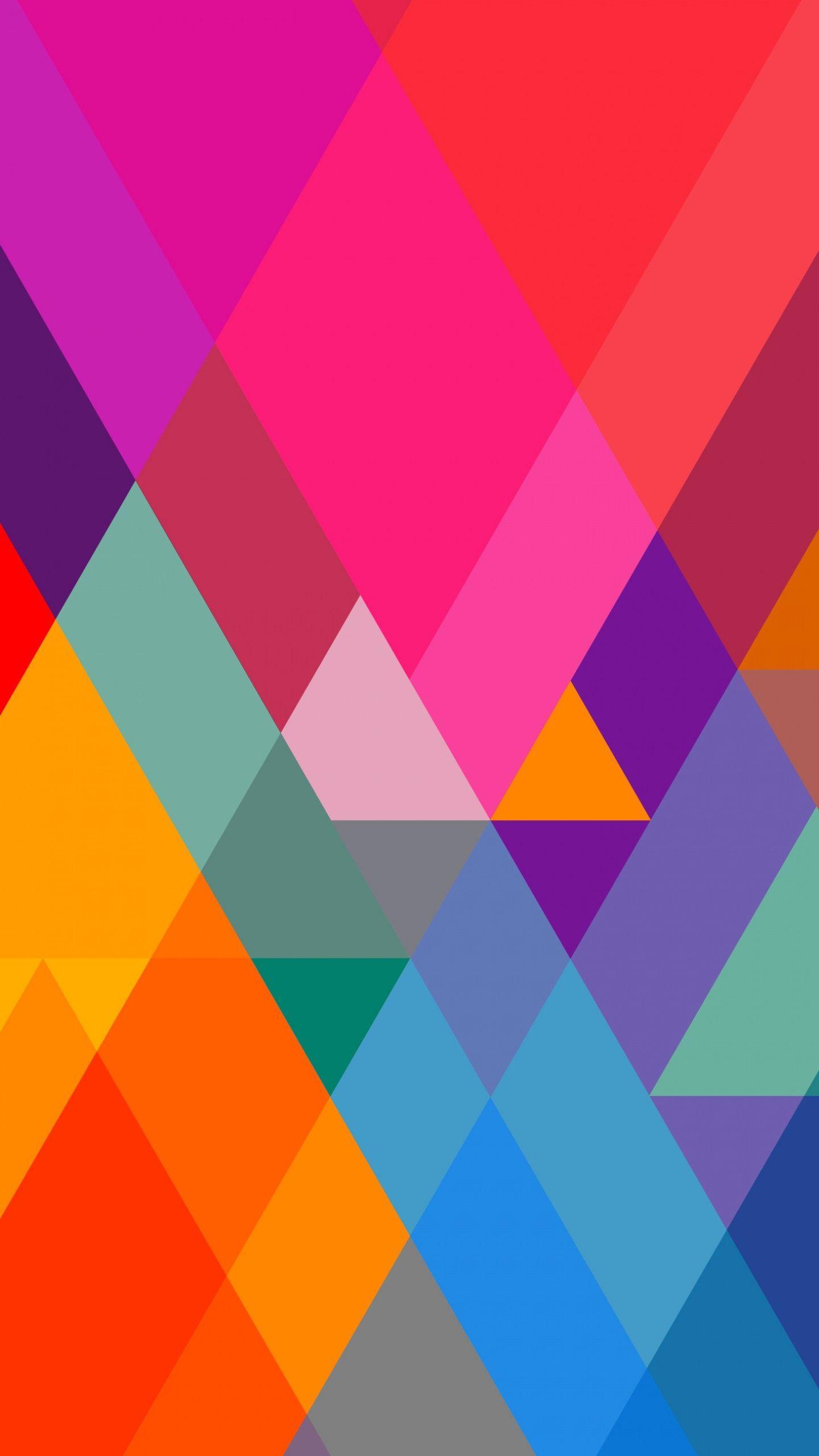 Orange Polygon Wallpapers Top Free Orange Polygon