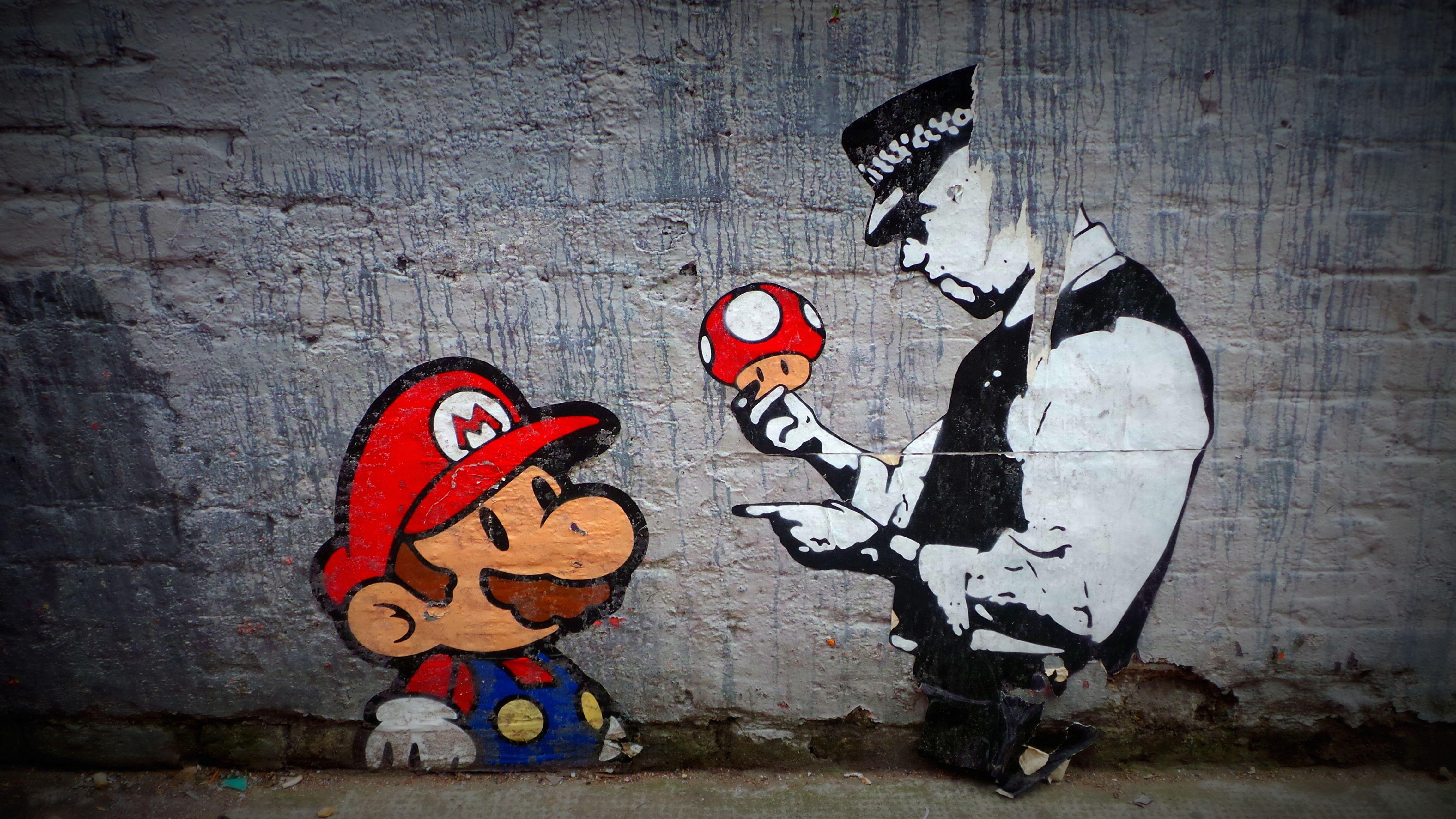 Street Art Wallpapers Top Free Street Art Backgrounds Wallpaperaccess