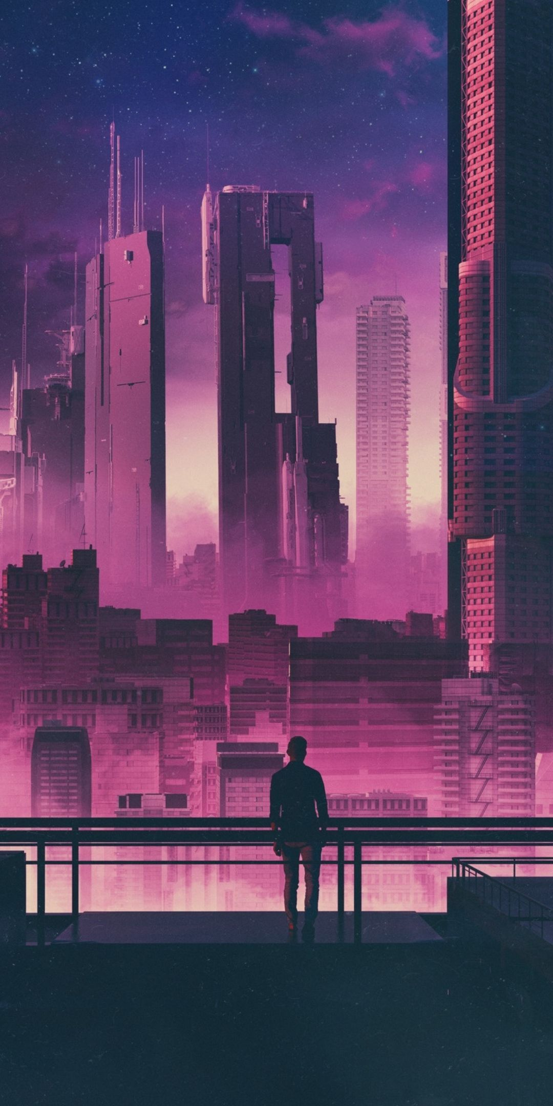 Cyberpunk Iphone Wallpapers Top Free Cyberpunk Iphone