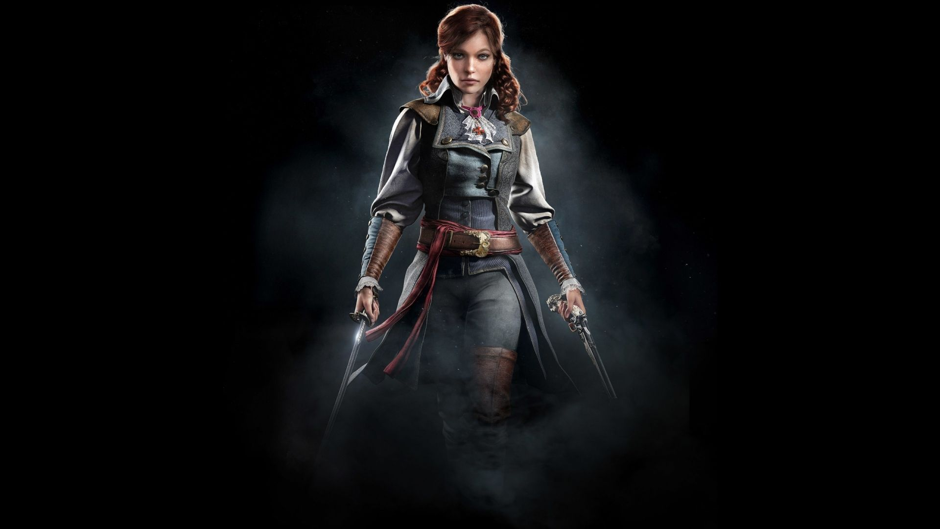 Female Assassin Wallpapers Top Free Female Assassin Backgrounds