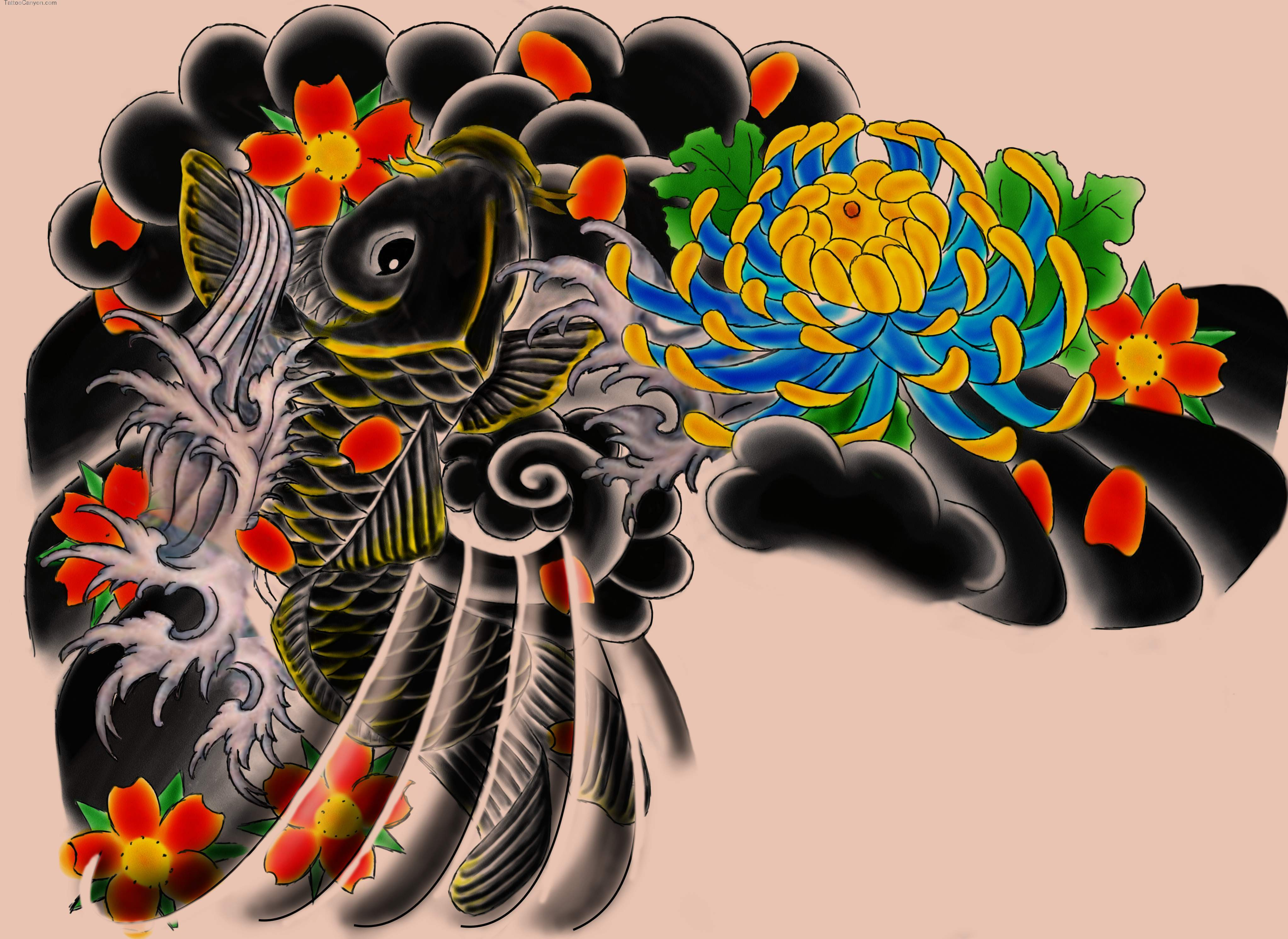 29 Best Free Japanese Tattoo Wallpapers Wallpaperaccess