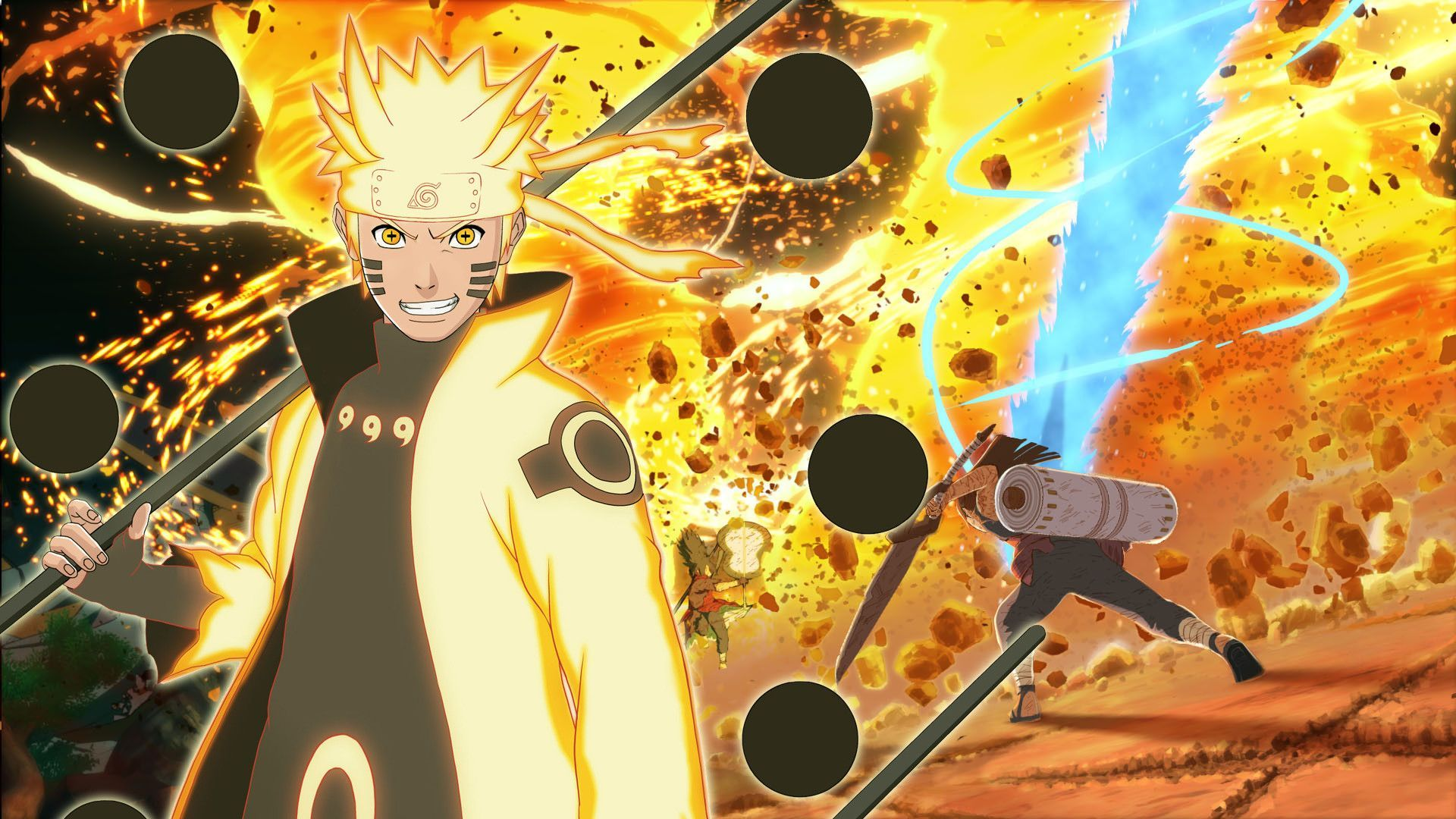 Naruto Shippuden 4K Wallpapers - Top Free Naruto Shippuden ...