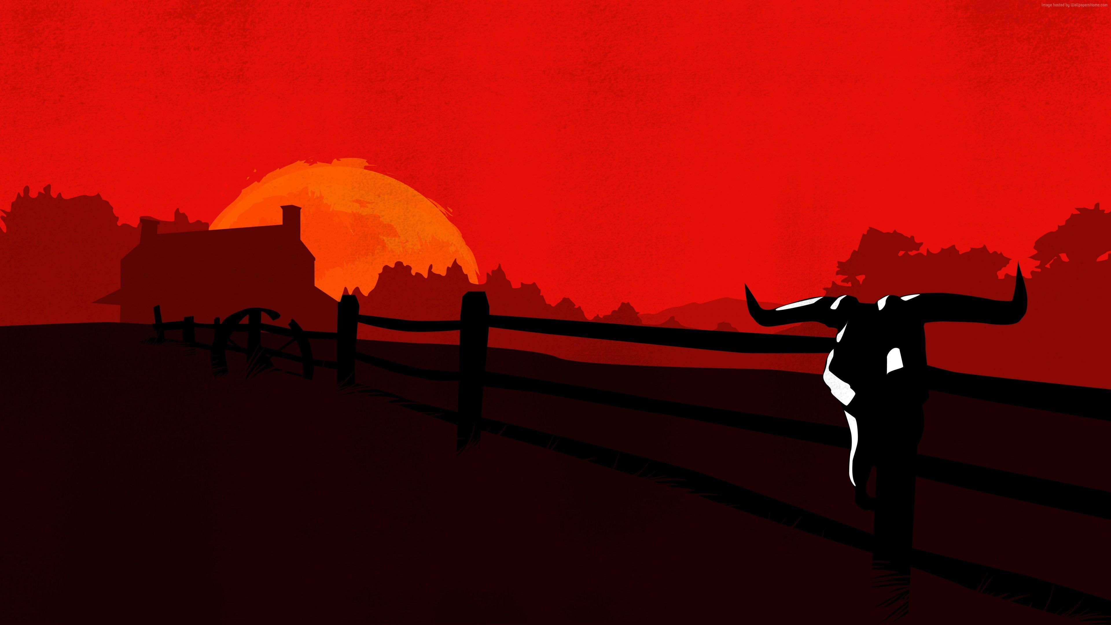 Red Dead Redemption 2 Wallpapers - Top Free Red Dead