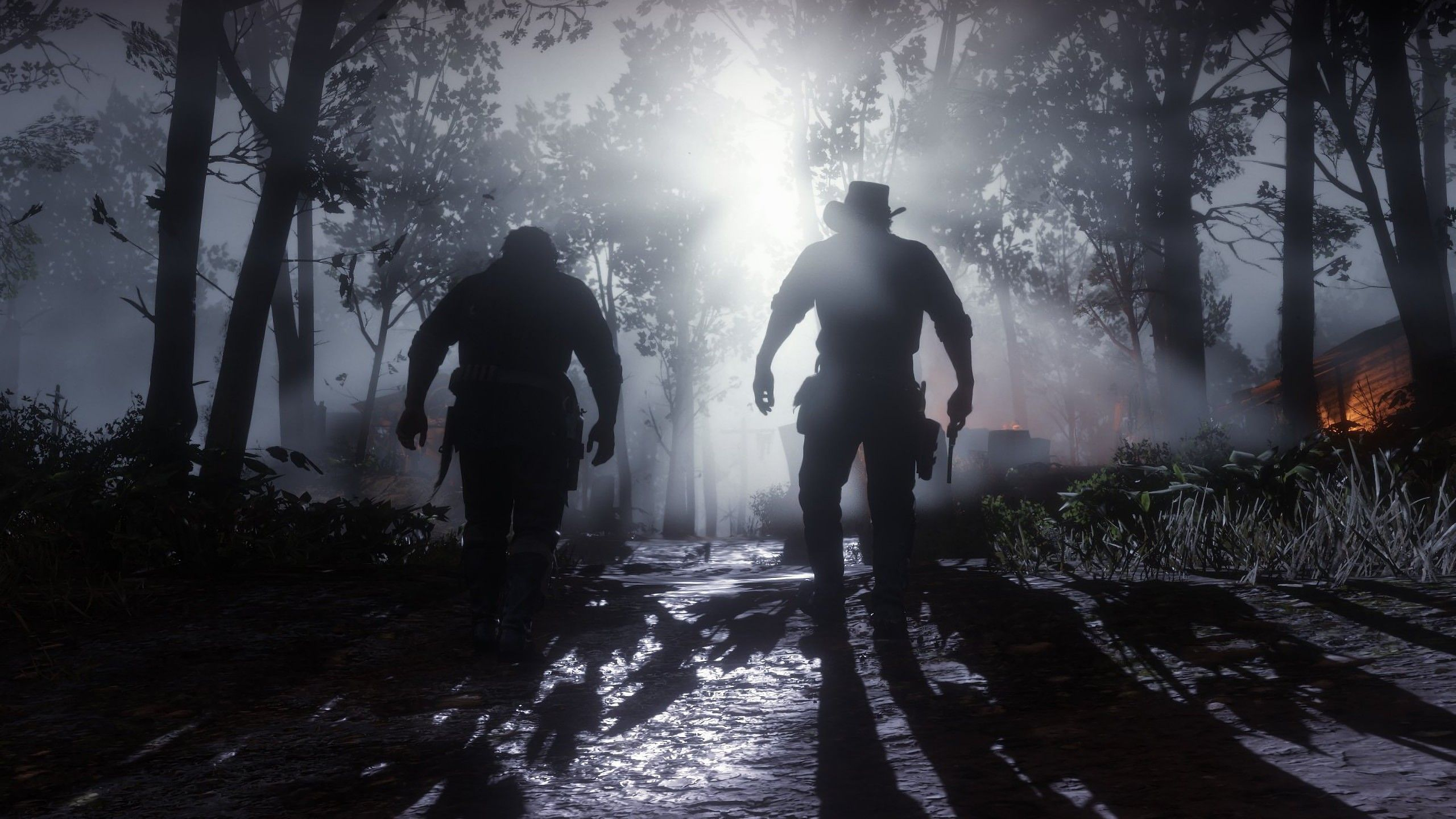 Red Dead Redemption 2 Wallpapers - Top Free Red Dead ...