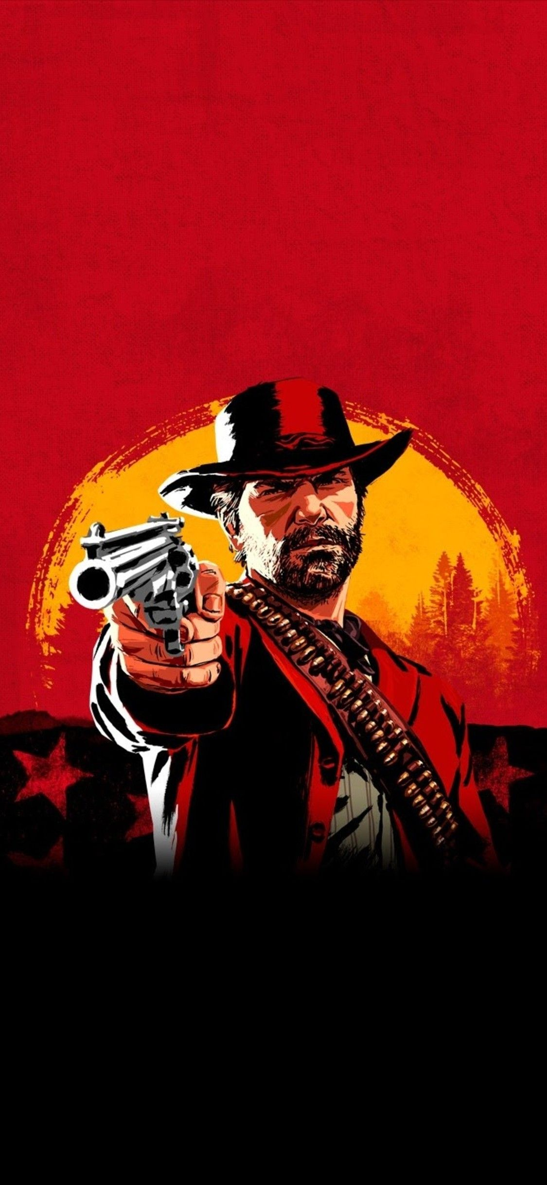 Red Dead Redemption Ii Phone Wallpapers Top Free Red Dead