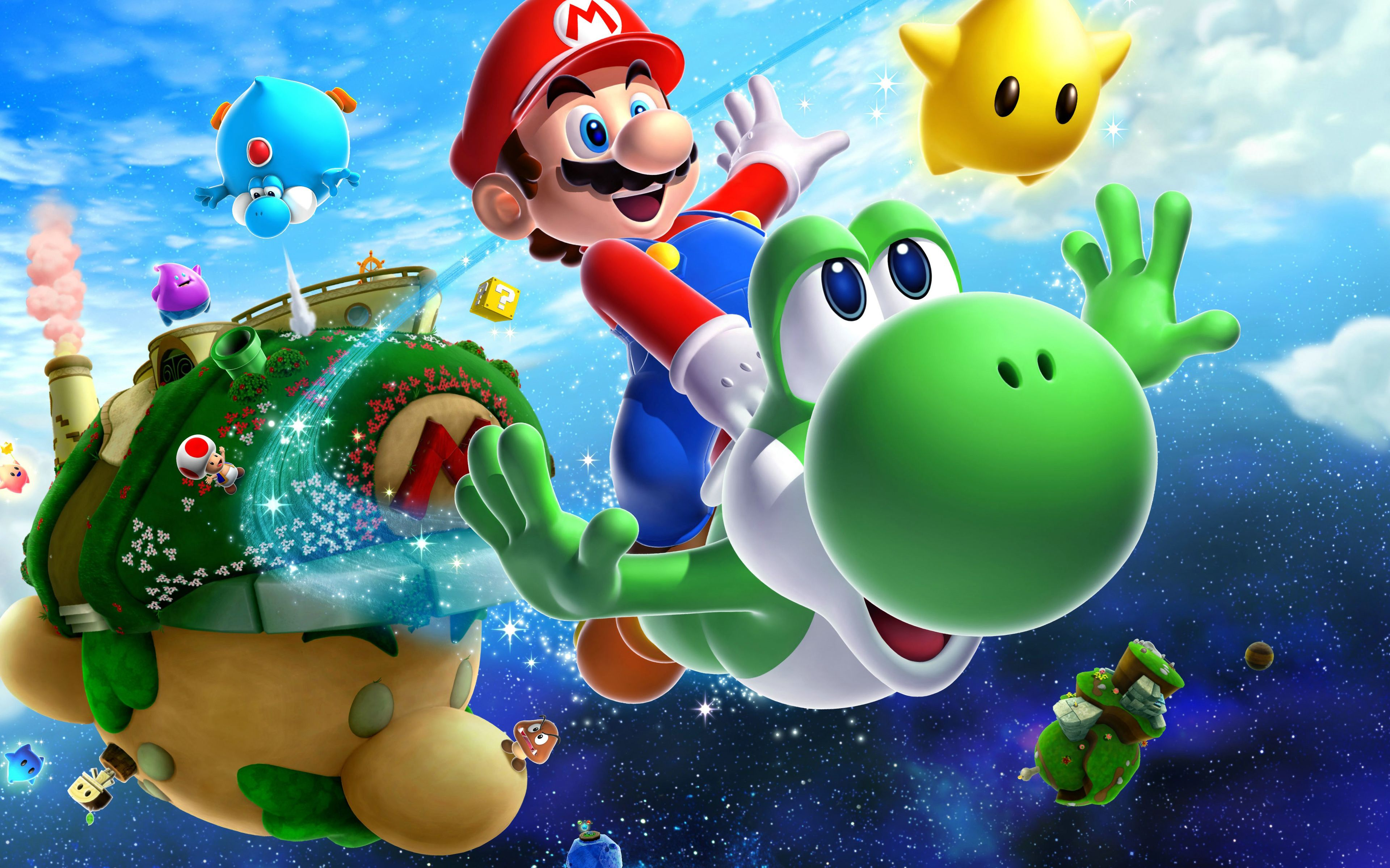 background fondo mario bros wallpaper