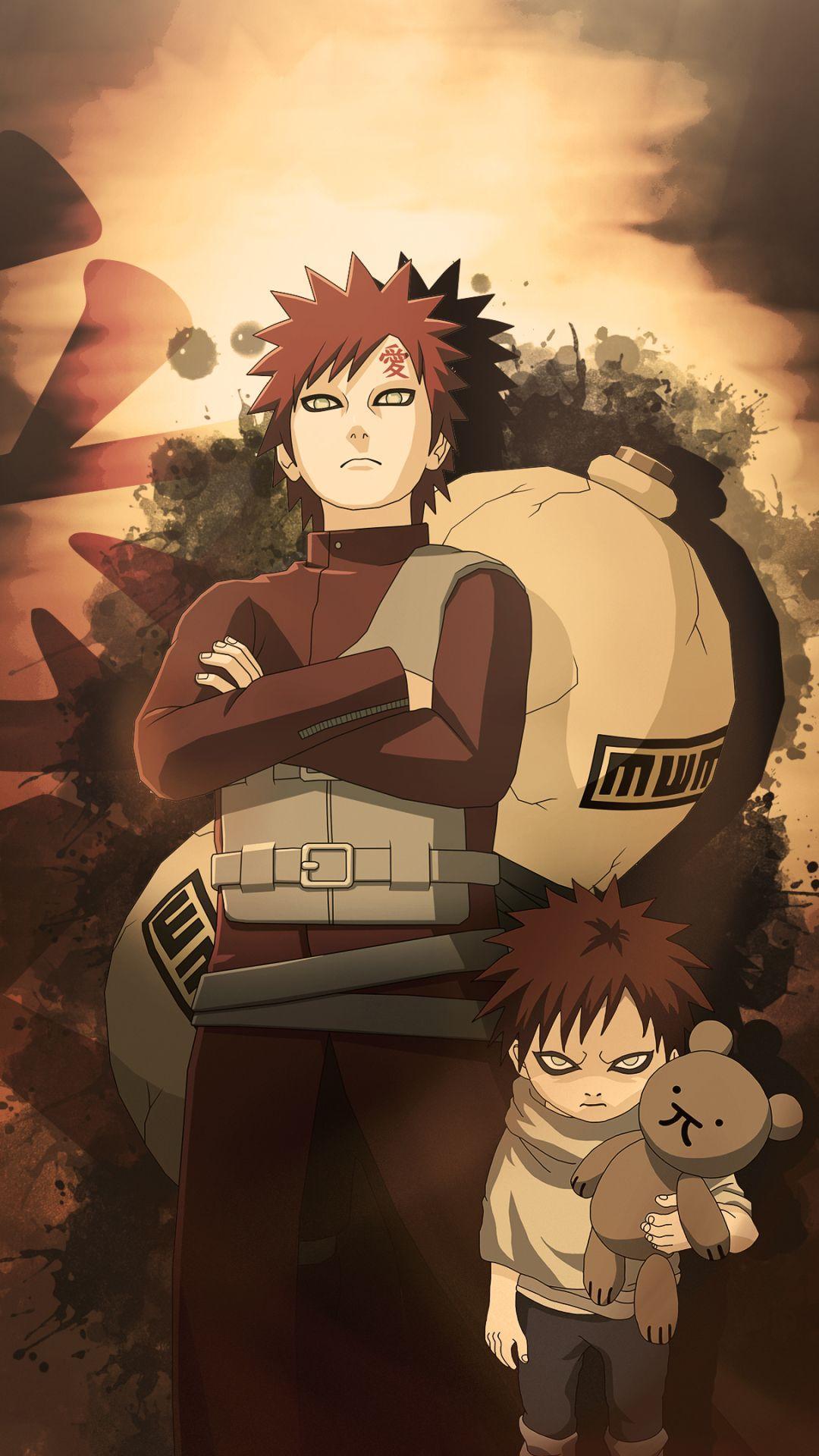 Gaara Naruto Wallpapers Top Free Gaara Naruto Backgrounds