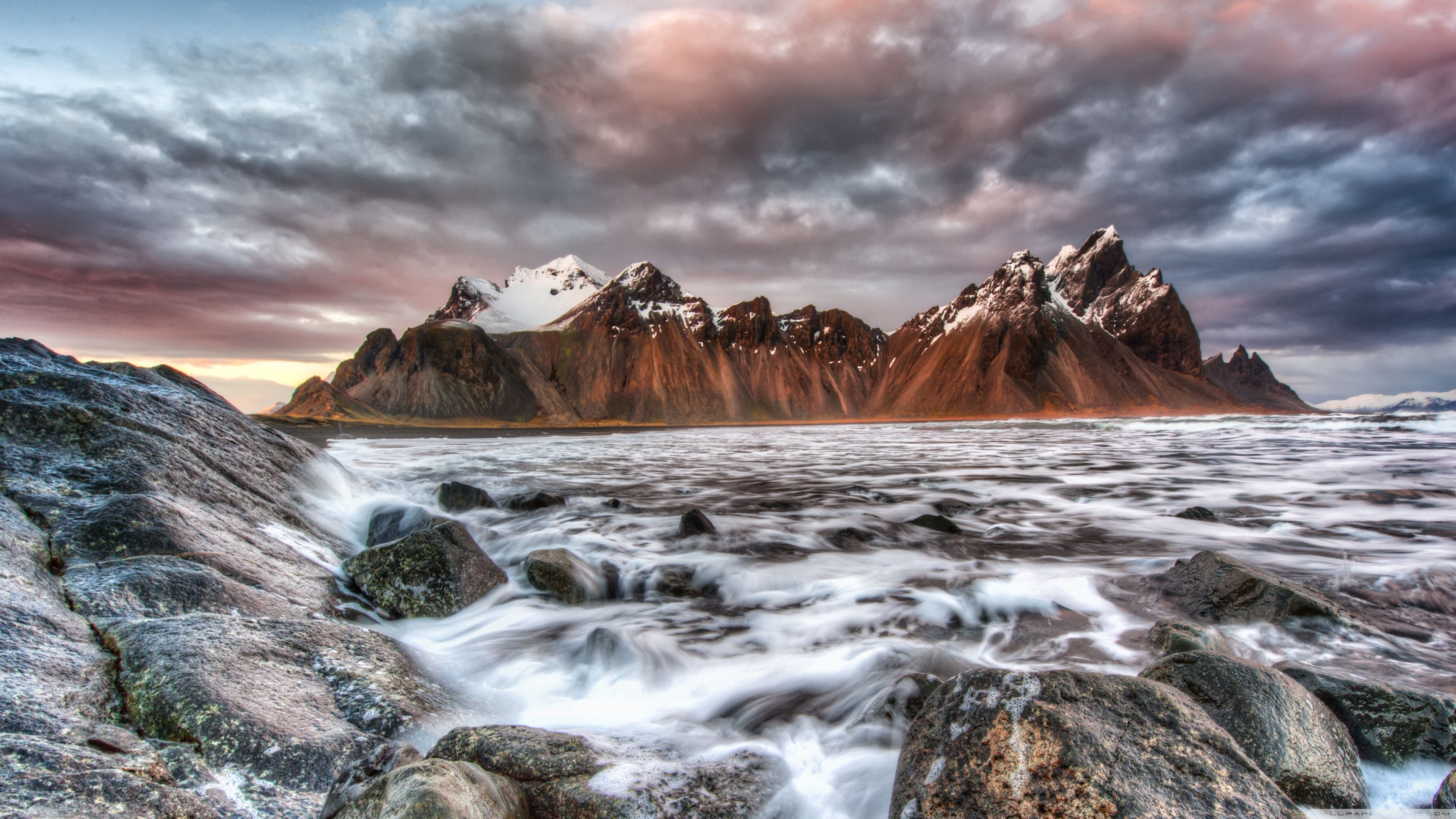 Winding River 4k Hd Desktop Wallpaper For 4k Ultra Hd Tv: Top Free Iceland 4K Backgrounds