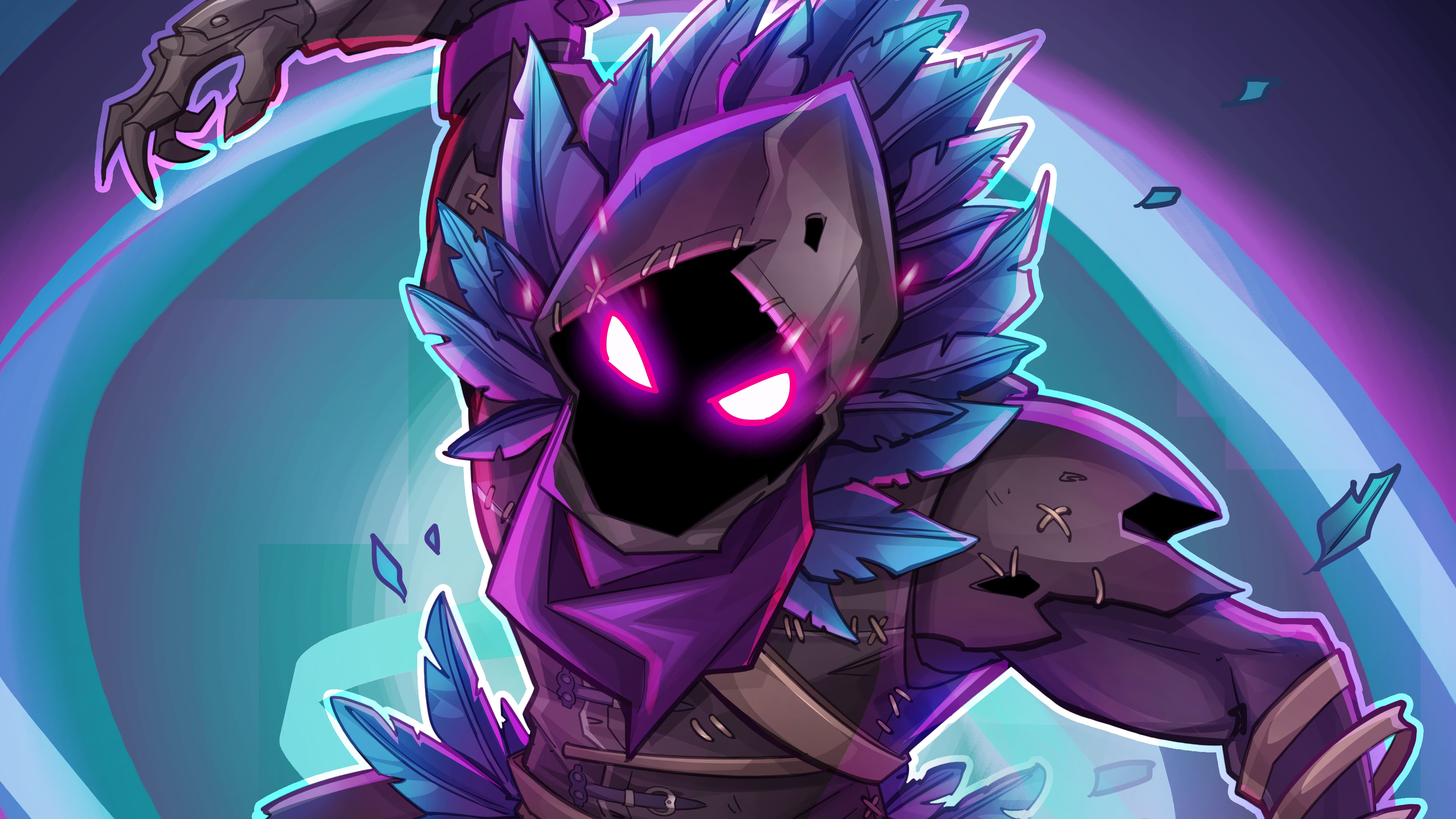 Raven Fortnite Battle Royale Wallpapers Top Free Raven Fortnite Battle Royale Backgrounds Wallpaperaccess