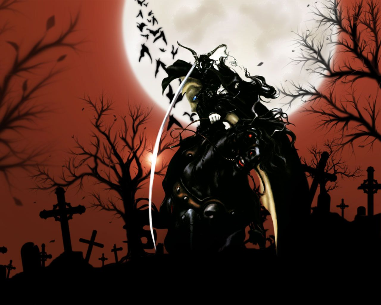 Vampire Hunter D Wallpapers Top Free Vampire Hunter D