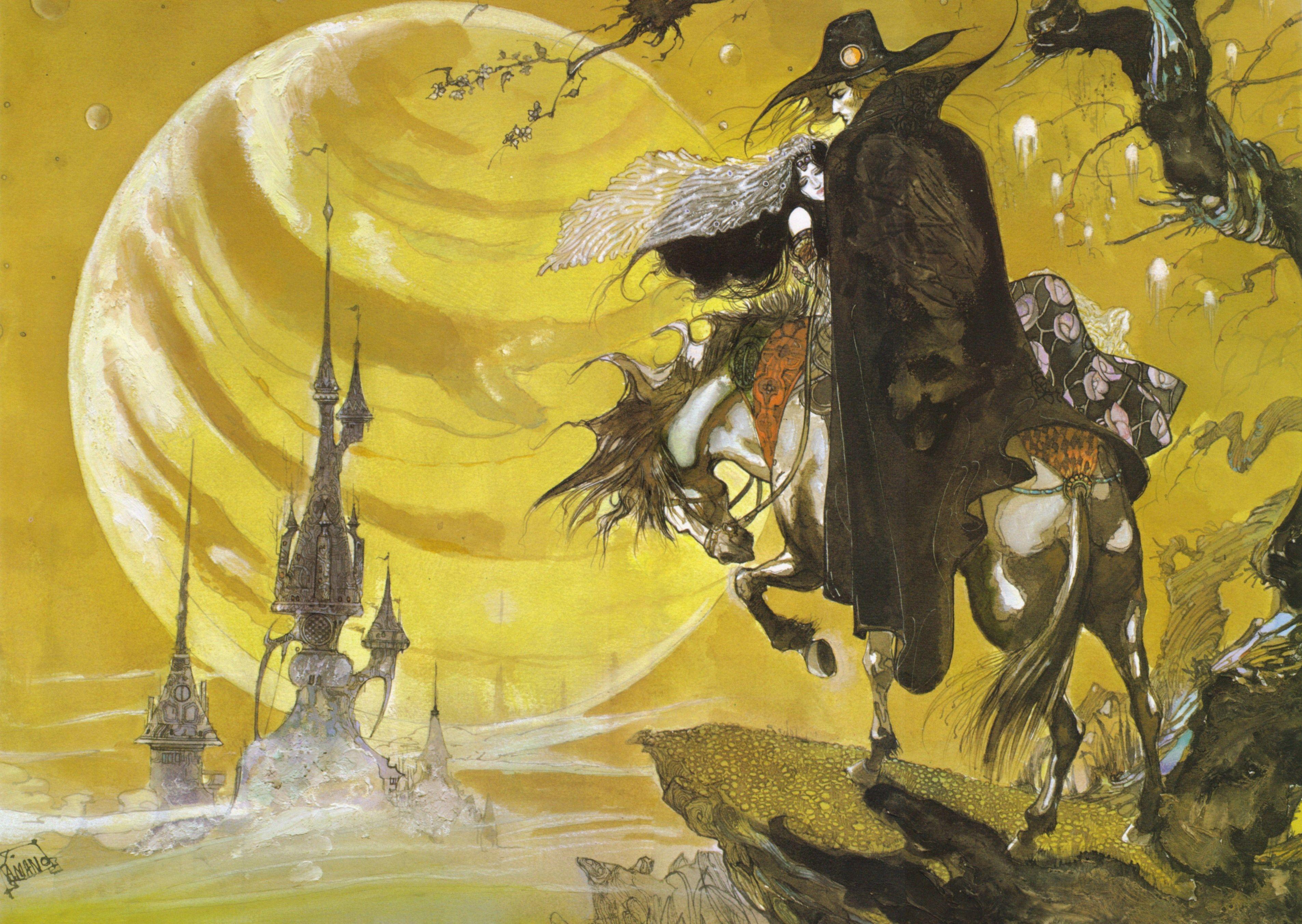 Vampire Hunter D Wallpapers Top Free Vampire Hunter D