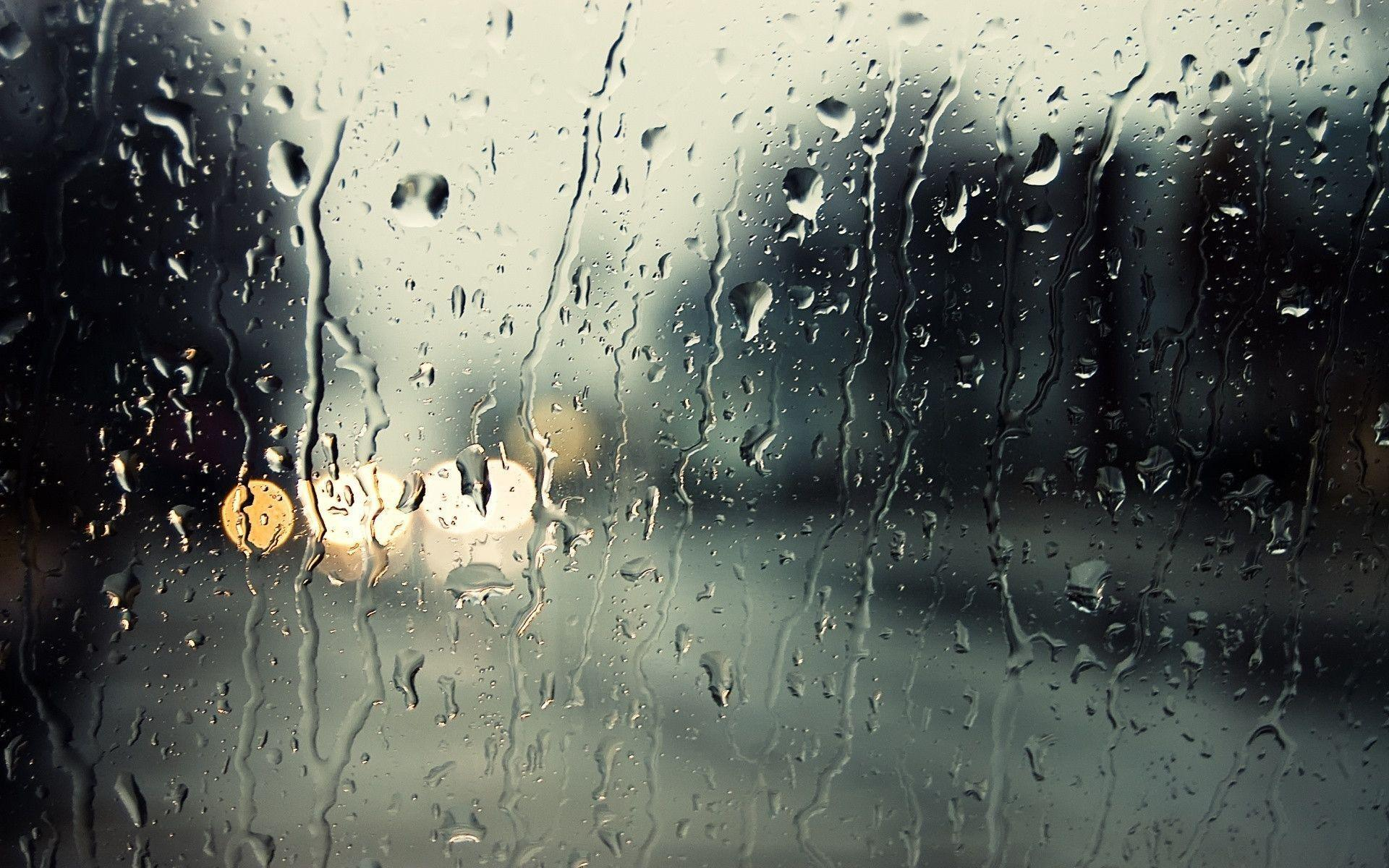 Rain On Glass Wallpapers Top Free Rain On Glass Backgrounds