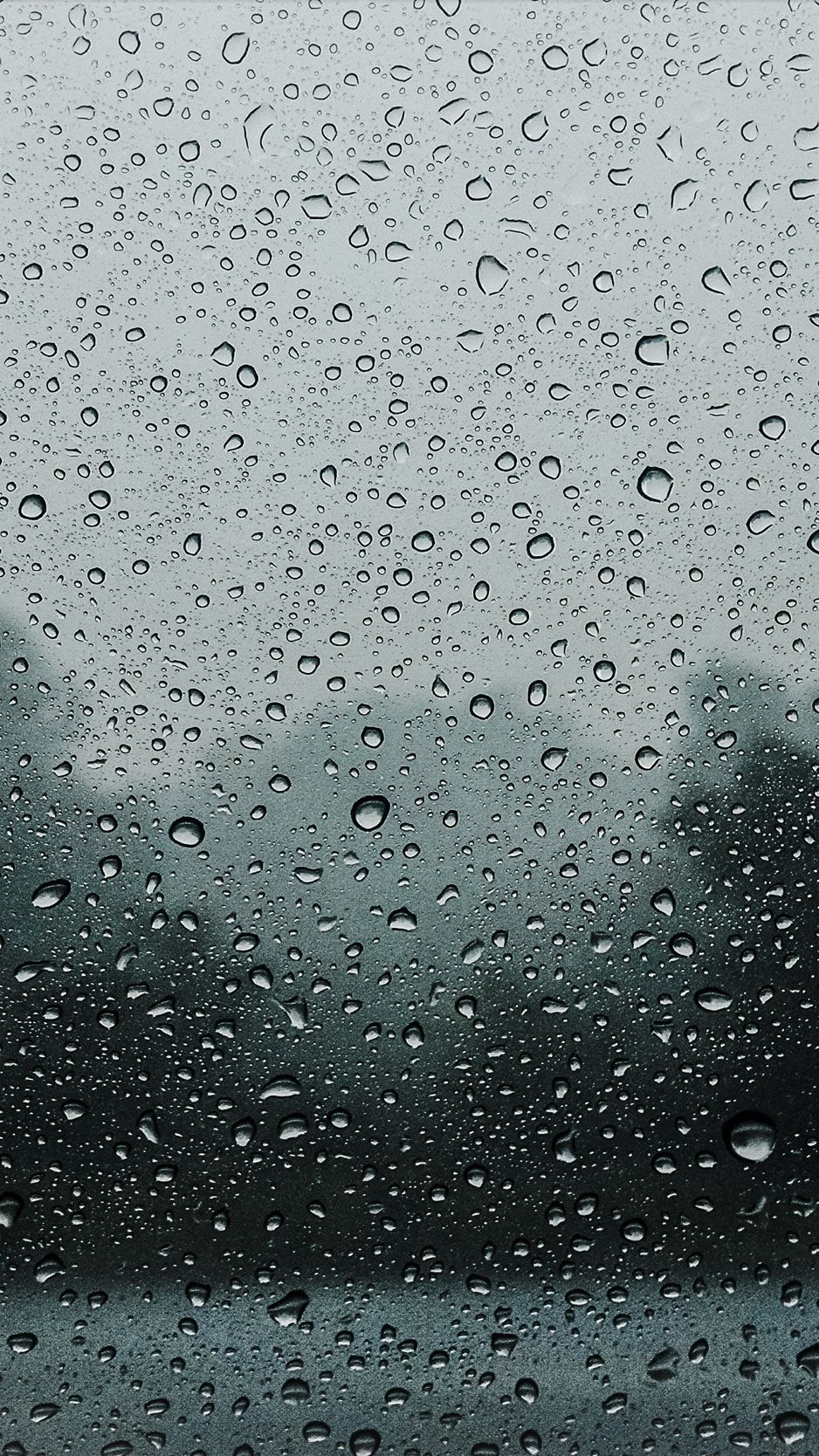 Rain On Glass Wallpapers Top Free Rain On Glass