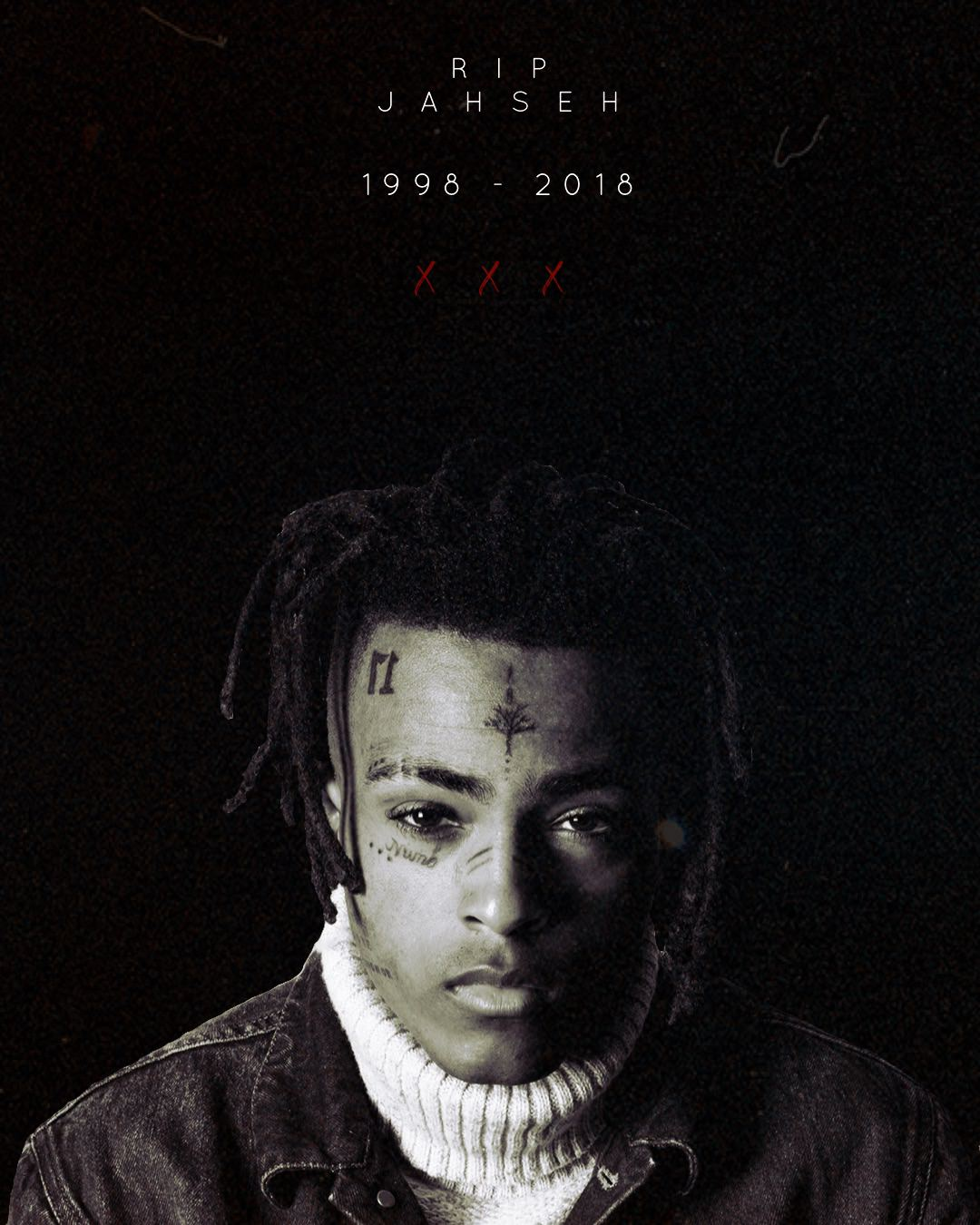 Rip XXXTentacion Wallpapers