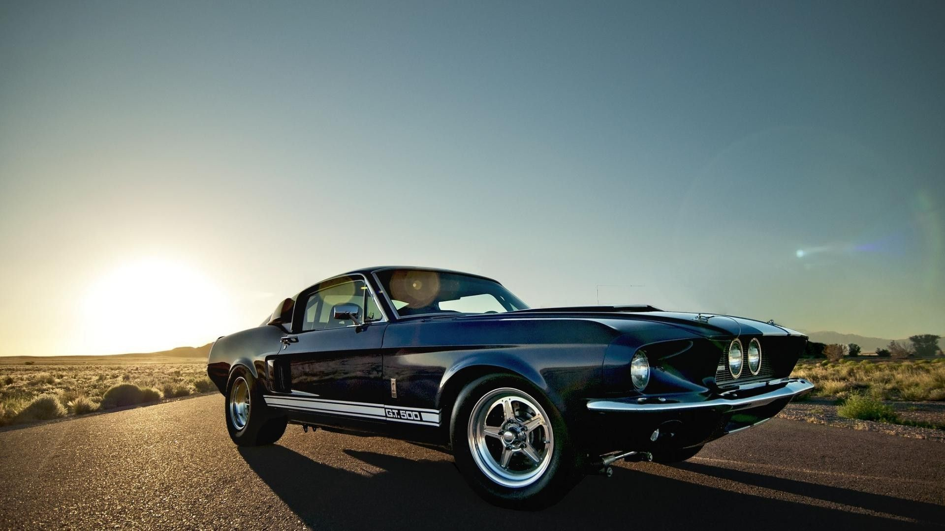 Classic Ford Mustang Wallpapers Top Free Classic Ford