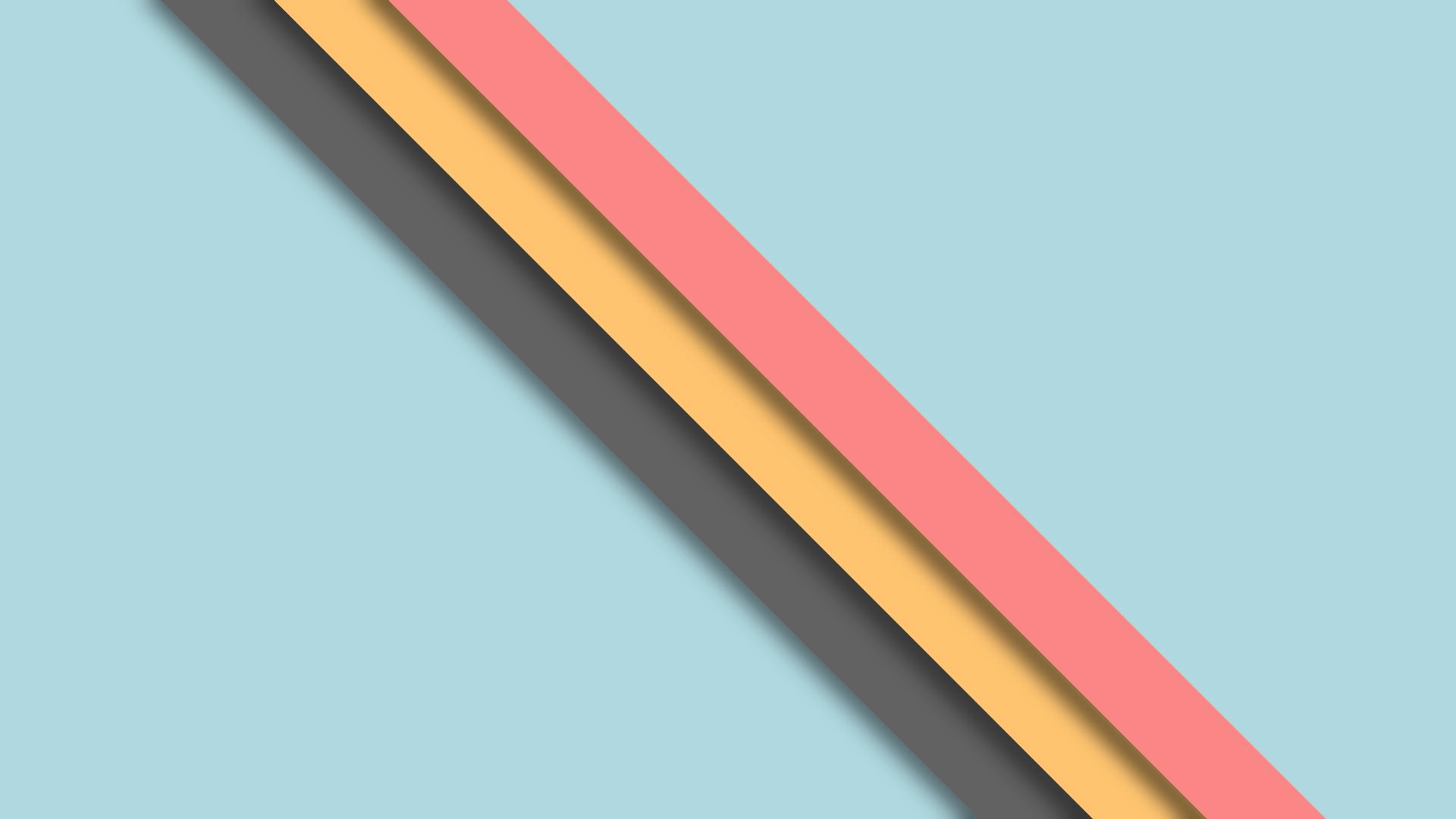 Hình nền sọc tối giản 1920x1080 - OC (1920 x 1080): hình nền
